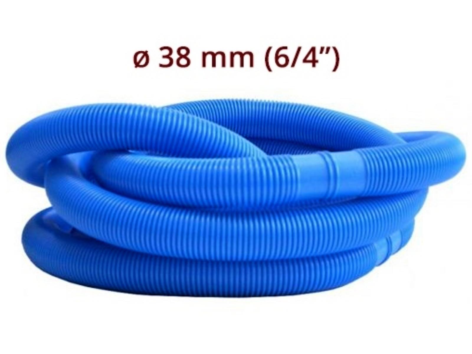 Bazénová hadice MARIMEX 1,50 m/38 mm - modrá