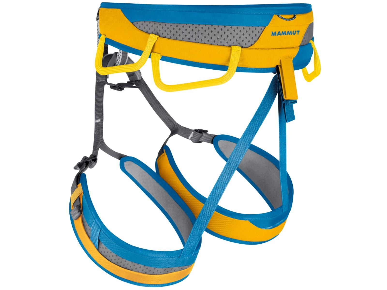 Horolezecký úvazek MAMMUT Ophir 3 Slide, vel. XL - modrý