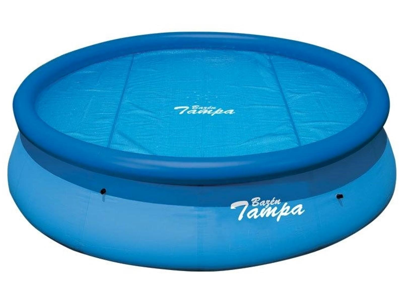Solární plachta k bazénům MARIMEX Tampa 366 cm - modrá