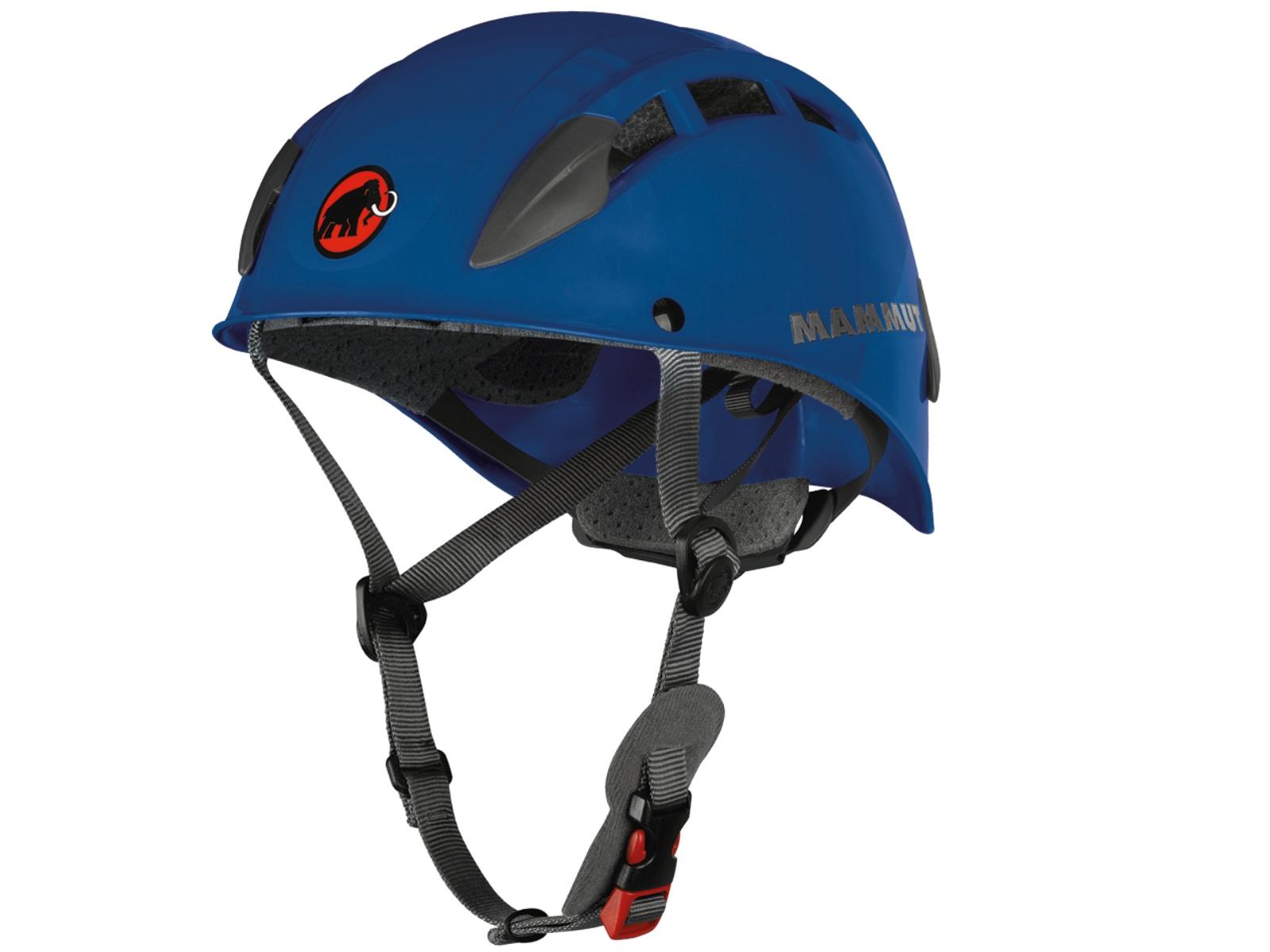 Horolezecká přilba MAMMUT Skywalker 2 modrá, vel. 53-61 cm