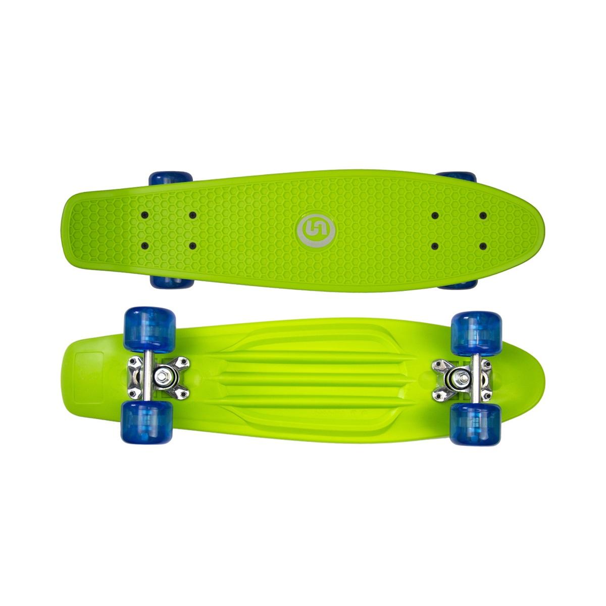"""Plastik Board SPARTAN 24,5"""" - zelený"""