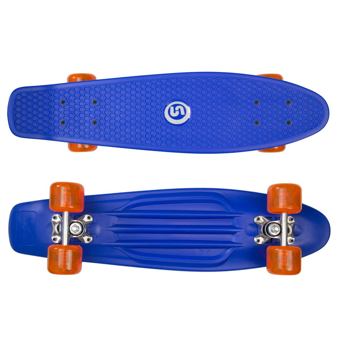 "Plastic Board SPARTAN 24,5"" - modrý"