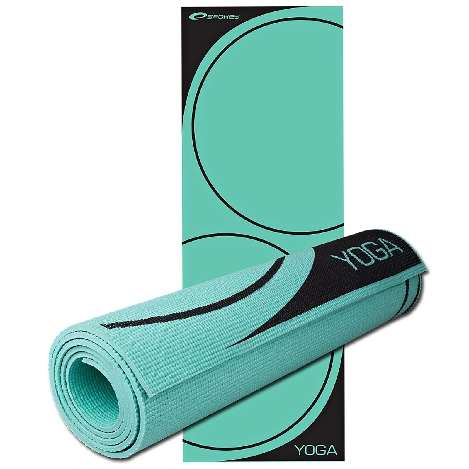Podložka na cvičení SPOKEY Satya Joga 6 mm