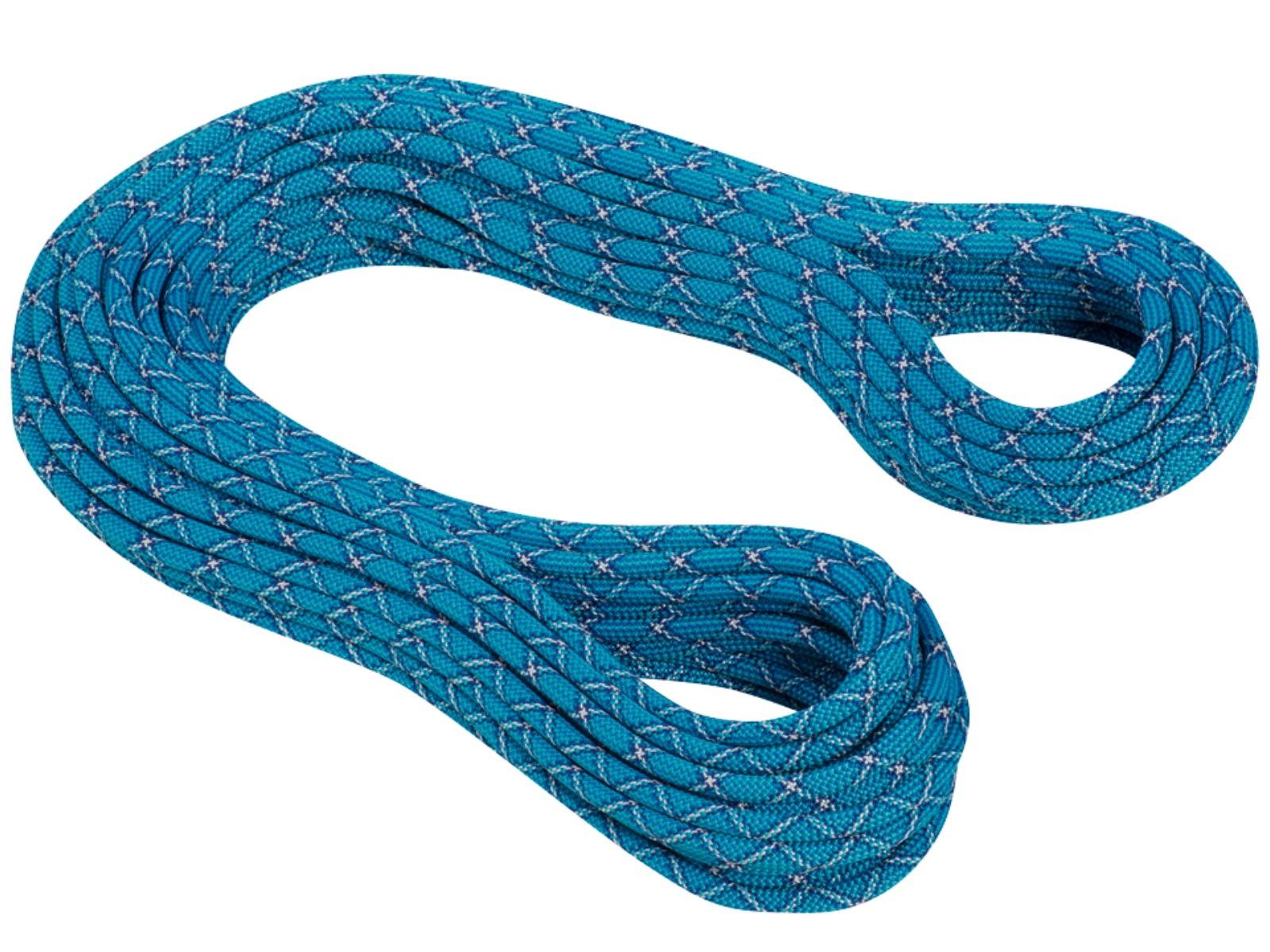 Horolezecké lano MAMMUT 9.5 Infinity Protect 60 m - modré