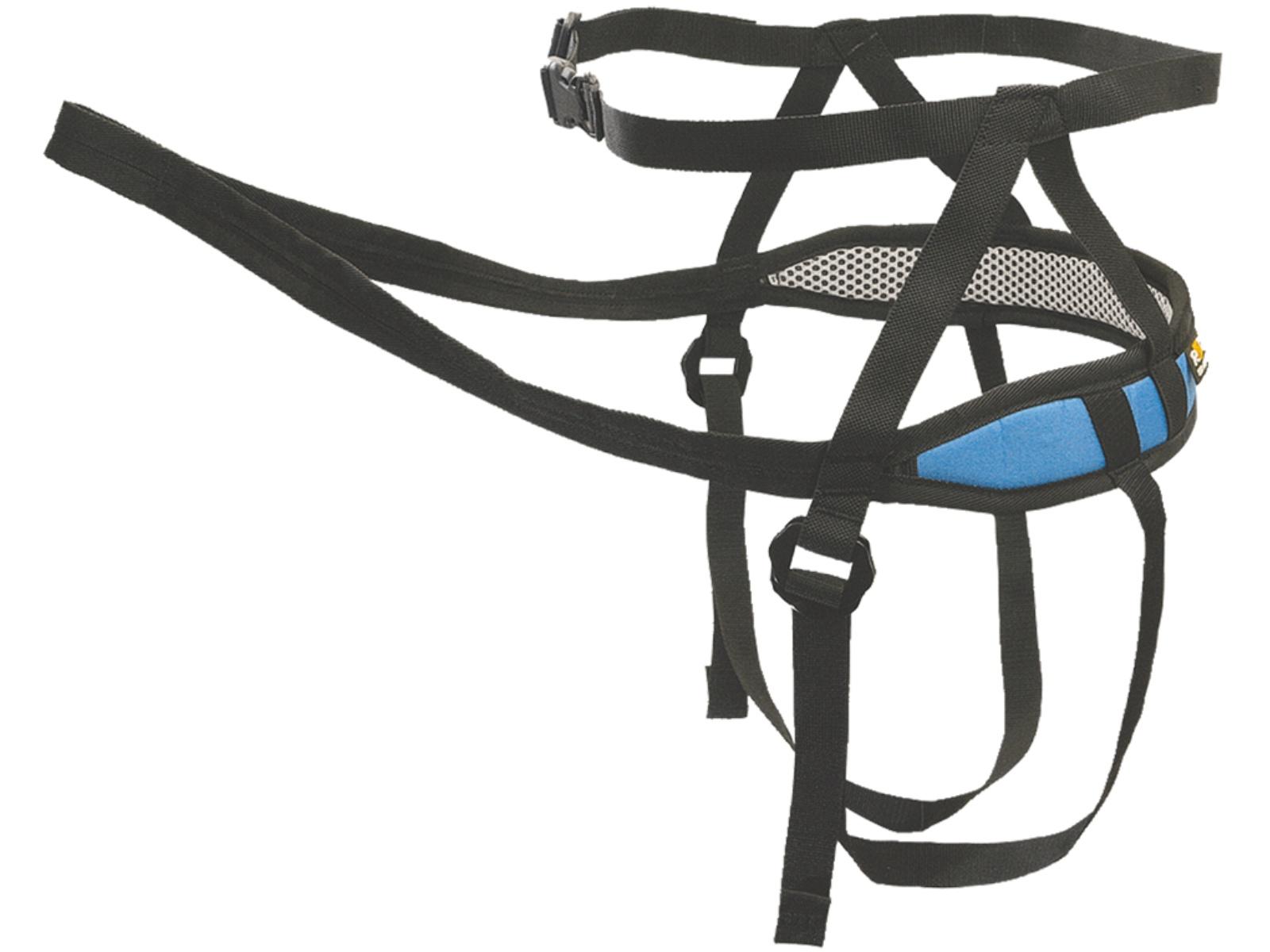 Sedák ROCK EMPIRE Canicross - modrý