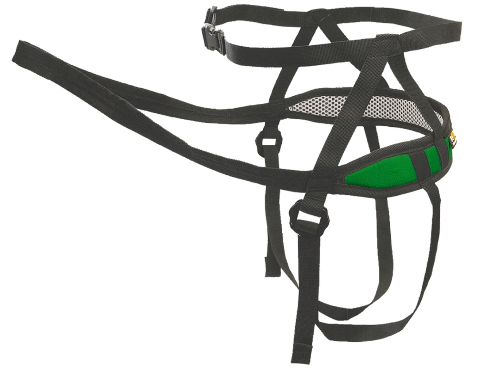 Sedák ROCK EMPIRE Canicross - zelený