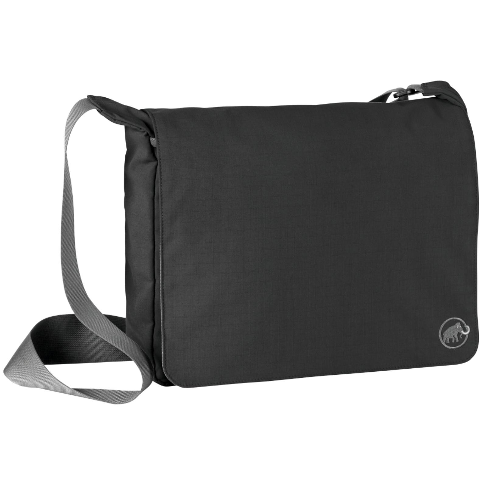 Taška MAMMUT Shoulder Bag Square 8 - černá