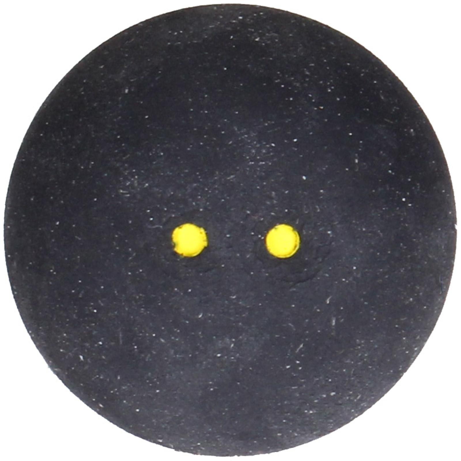 Squashový míček HEAD Championship - 2x žlutá tečka