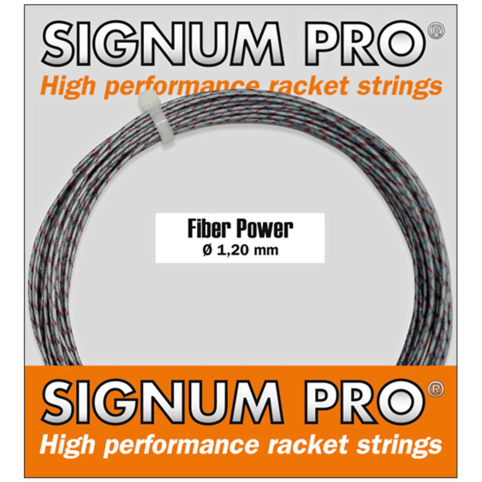 Squashový výplet SIGNUM PRO Fiber Power 10m