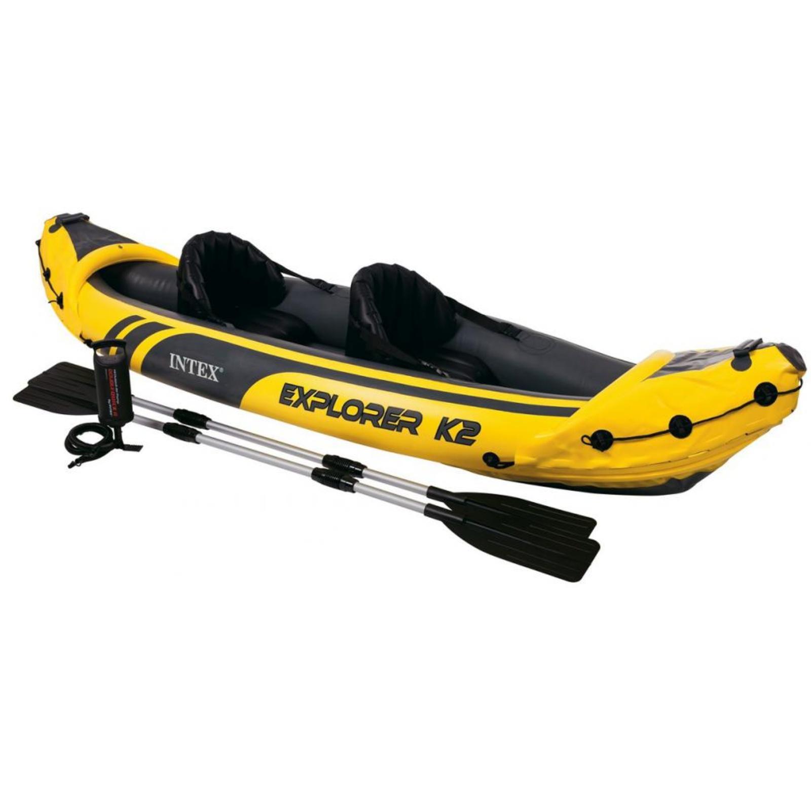 Nafukovací člun INTEX Explorer K2