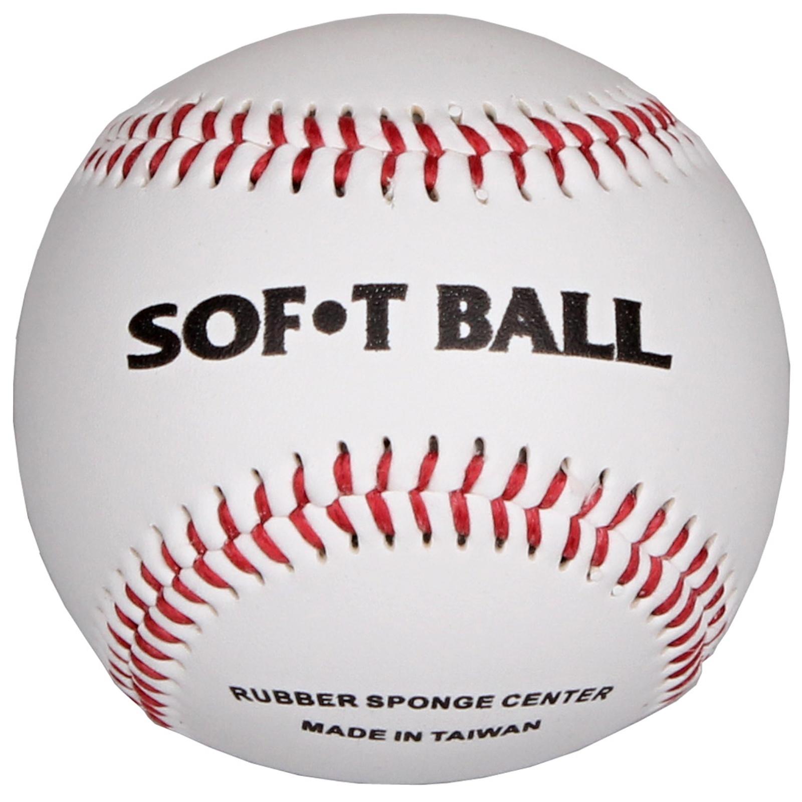 Baseball míček MERCO BM-06 Soft, 9''