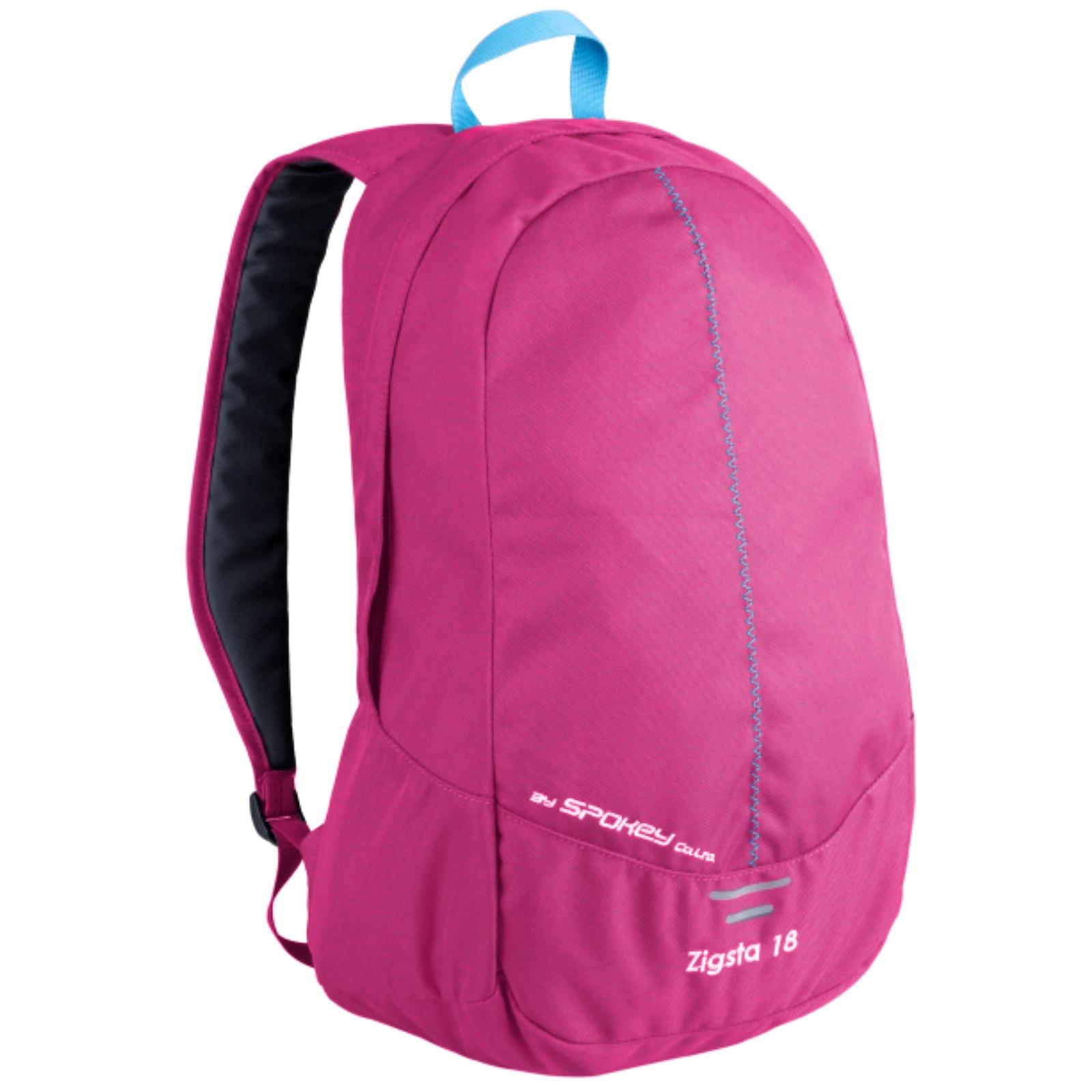 Batoh SPOKEY Zigsta 18L růžový