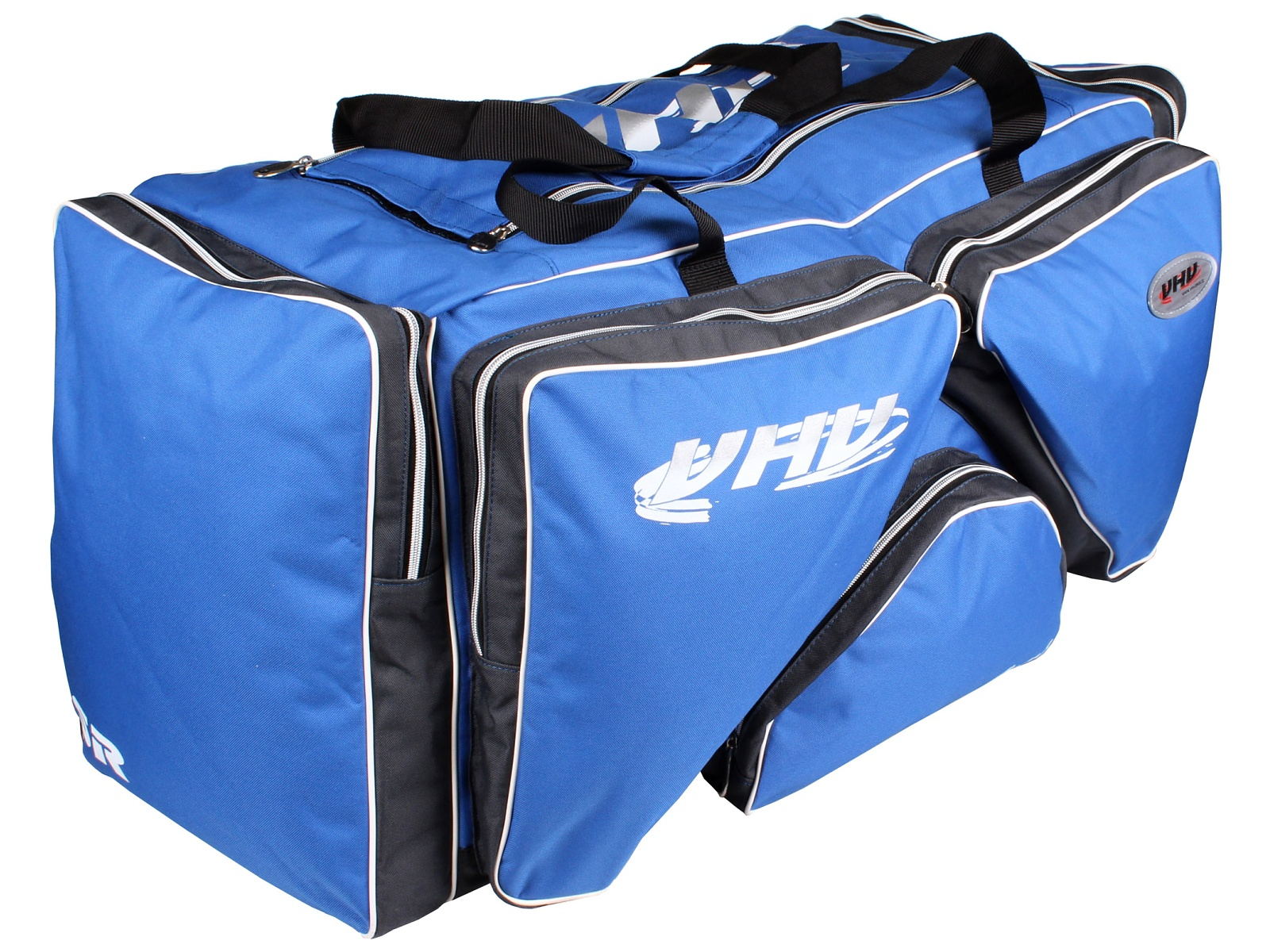 Hokejová taška OPUS 2231 modro-šedá