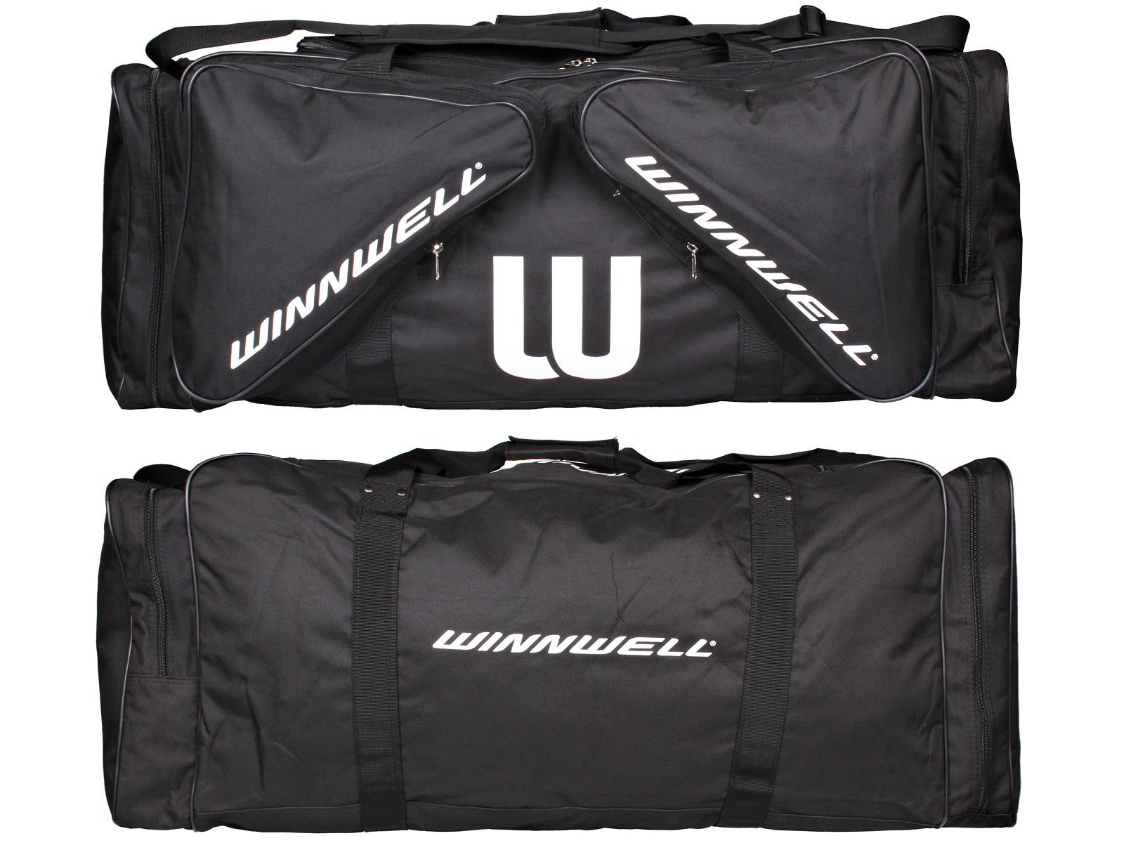 Hokejová taška WINNWELL Carry Bag SR černá