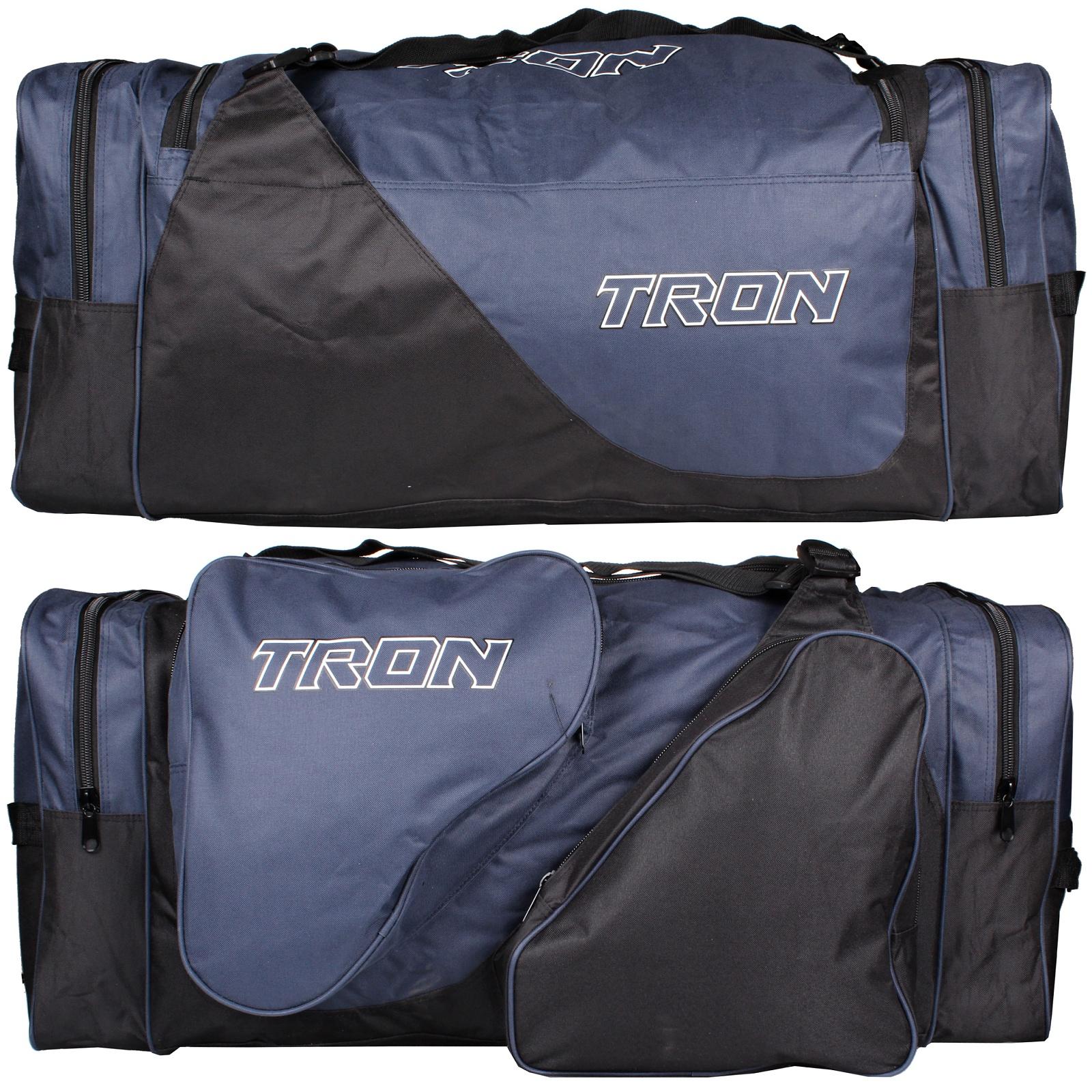 Hokejová taška TRON Locker Bag SR navy modrá
