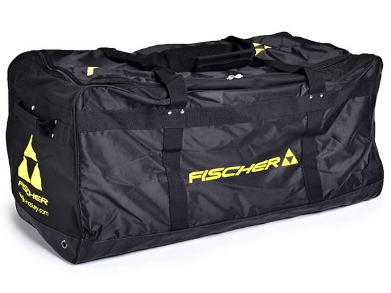 Hokejová taška FISCHER Team Bag SR černá