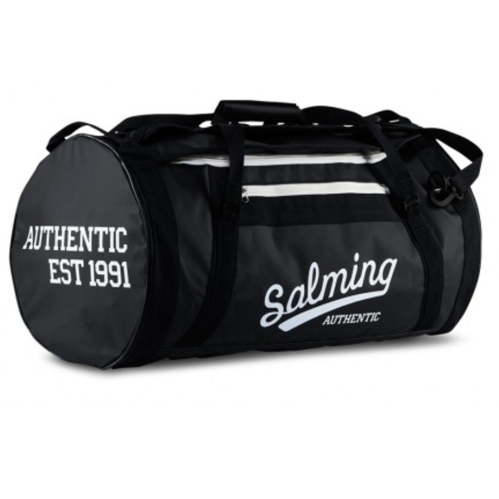 Hokejová taška SALMING Authentic Sport Duffel 50L - černá