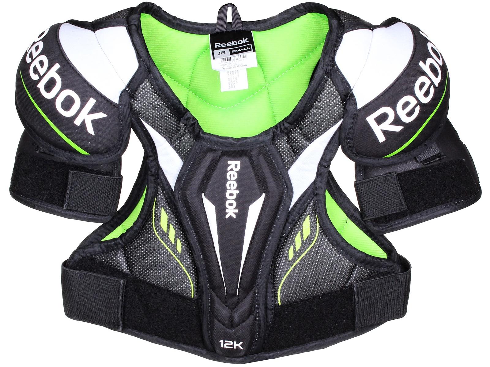 Hokejový chránič ramen REEBOK 12K Limited JR - vel. S