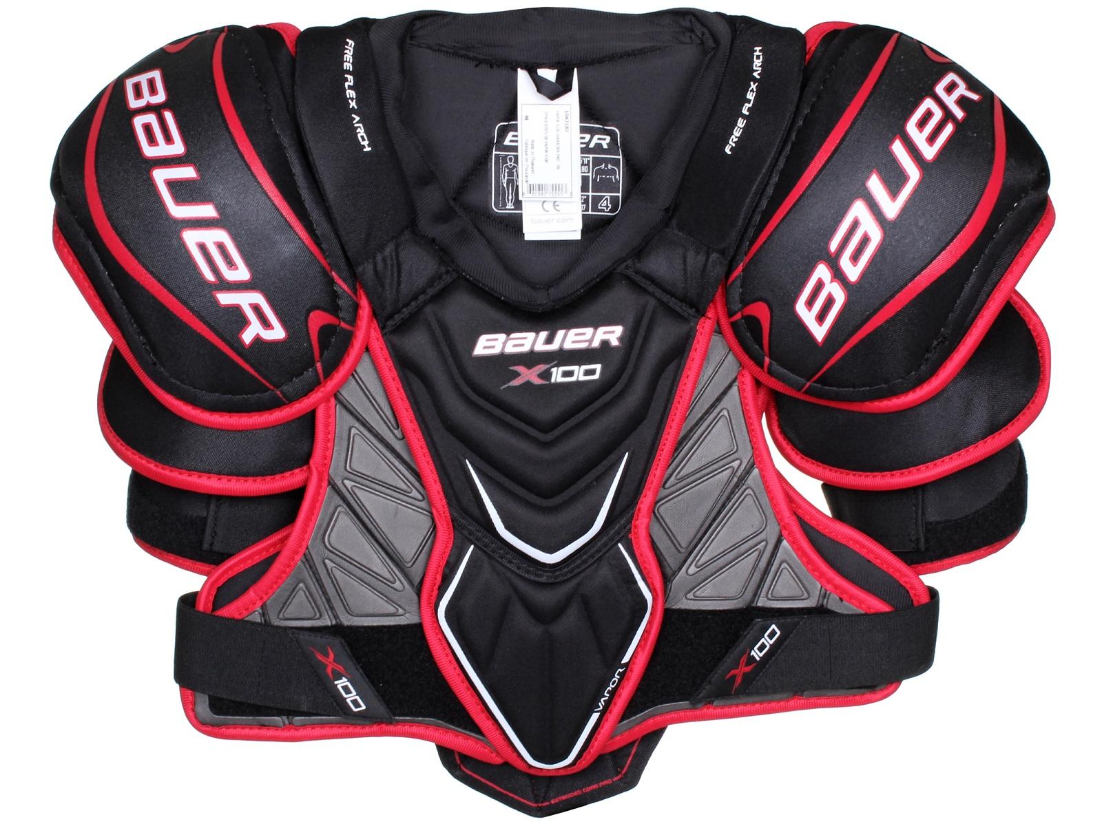 Hokejový chránič ramen BAUER Vapor X100 SR - vel. XL