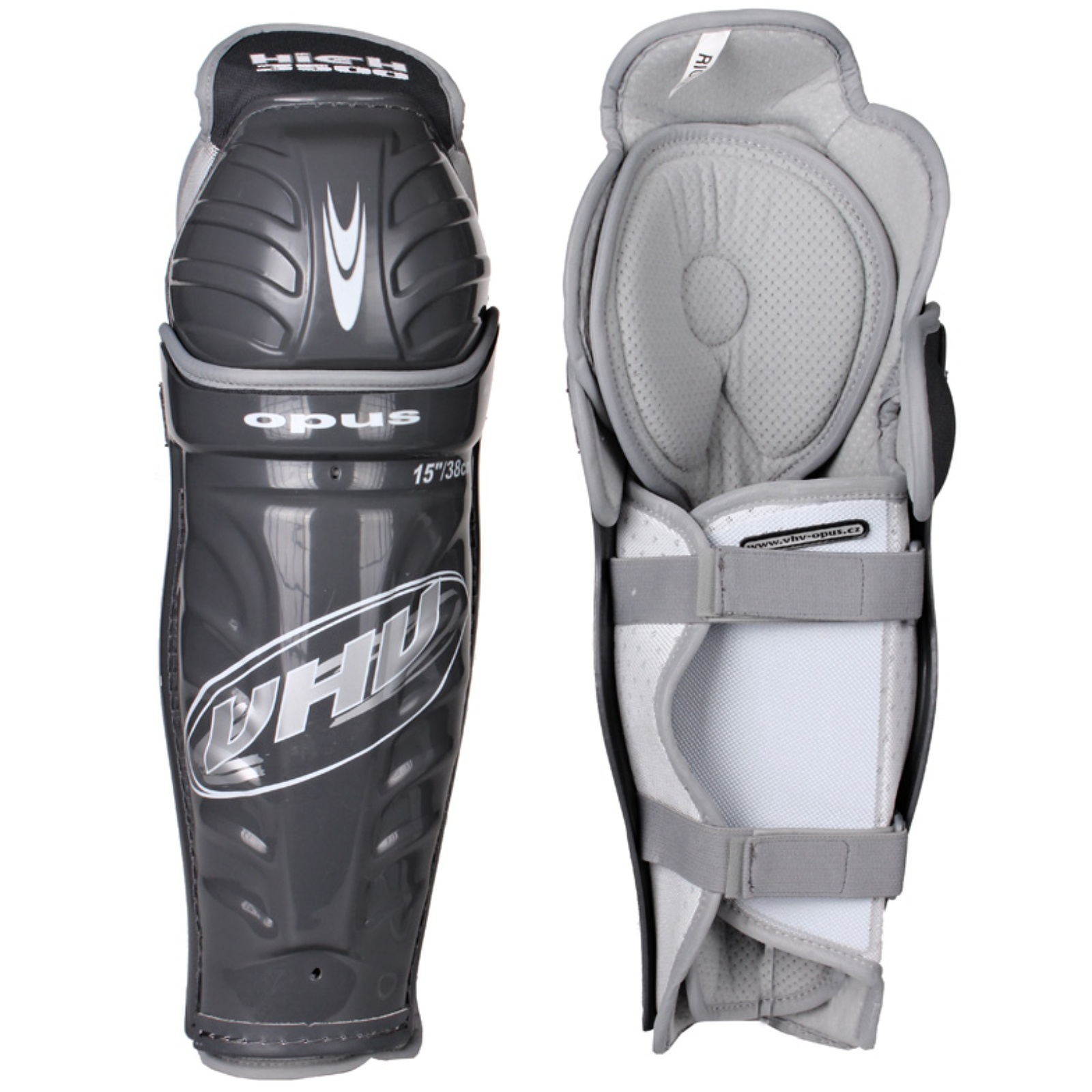 Hokejový chránič holení OPUS 3694 High 3500 SR - vel. 16''