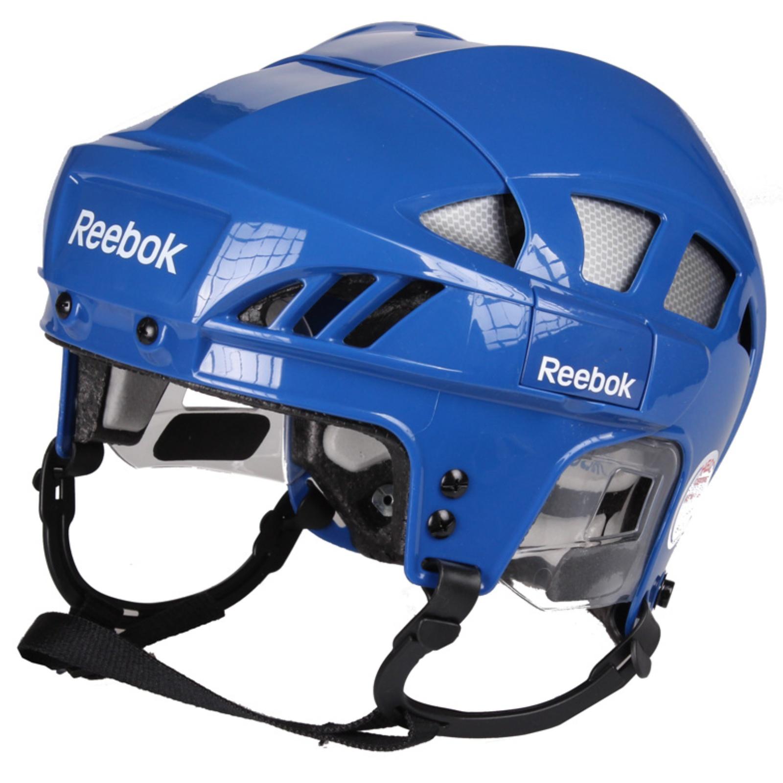 Hokejová helma REEBOK 7K modrá - vel. S