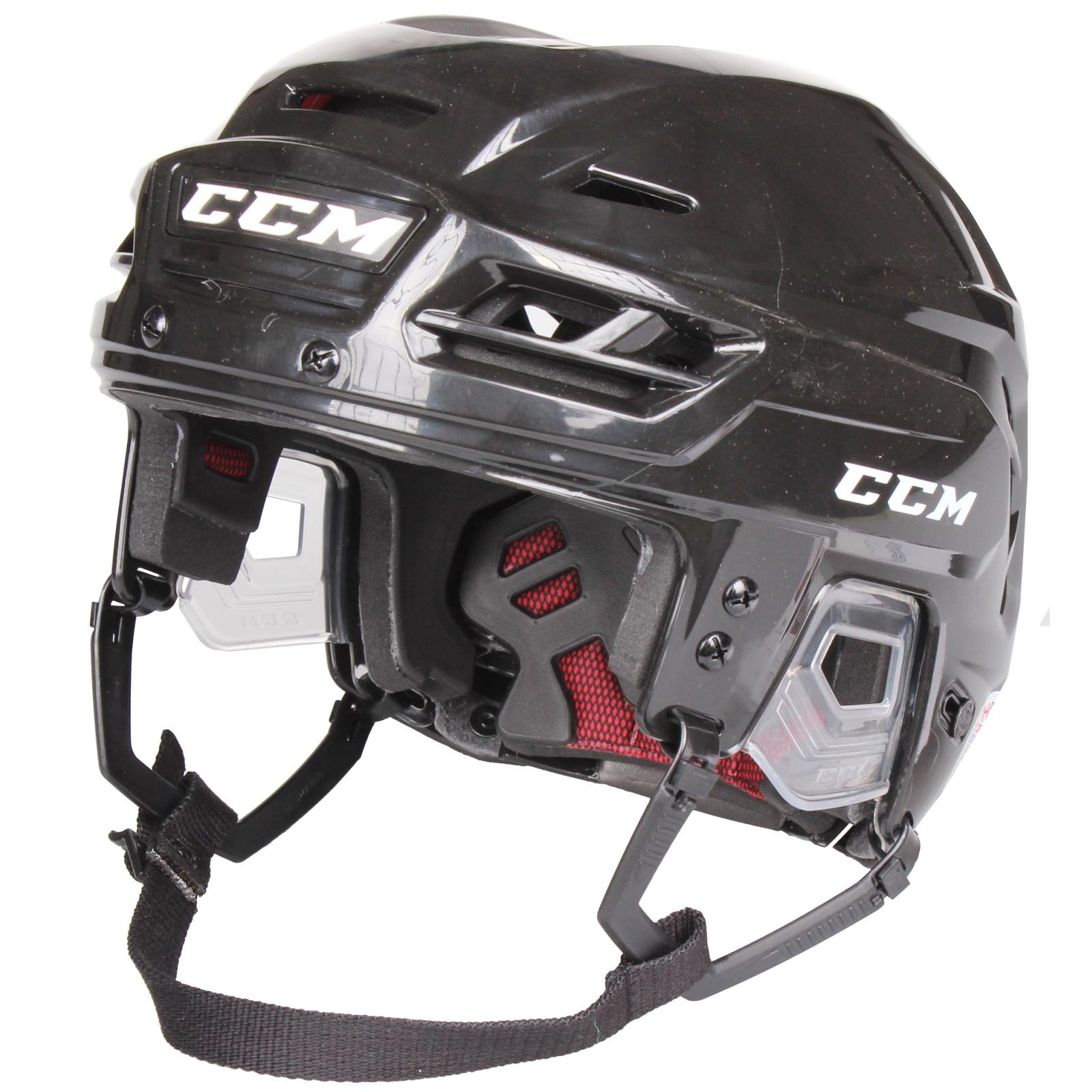 Hokejová helma CCM Resistance 300 černá - vel. S