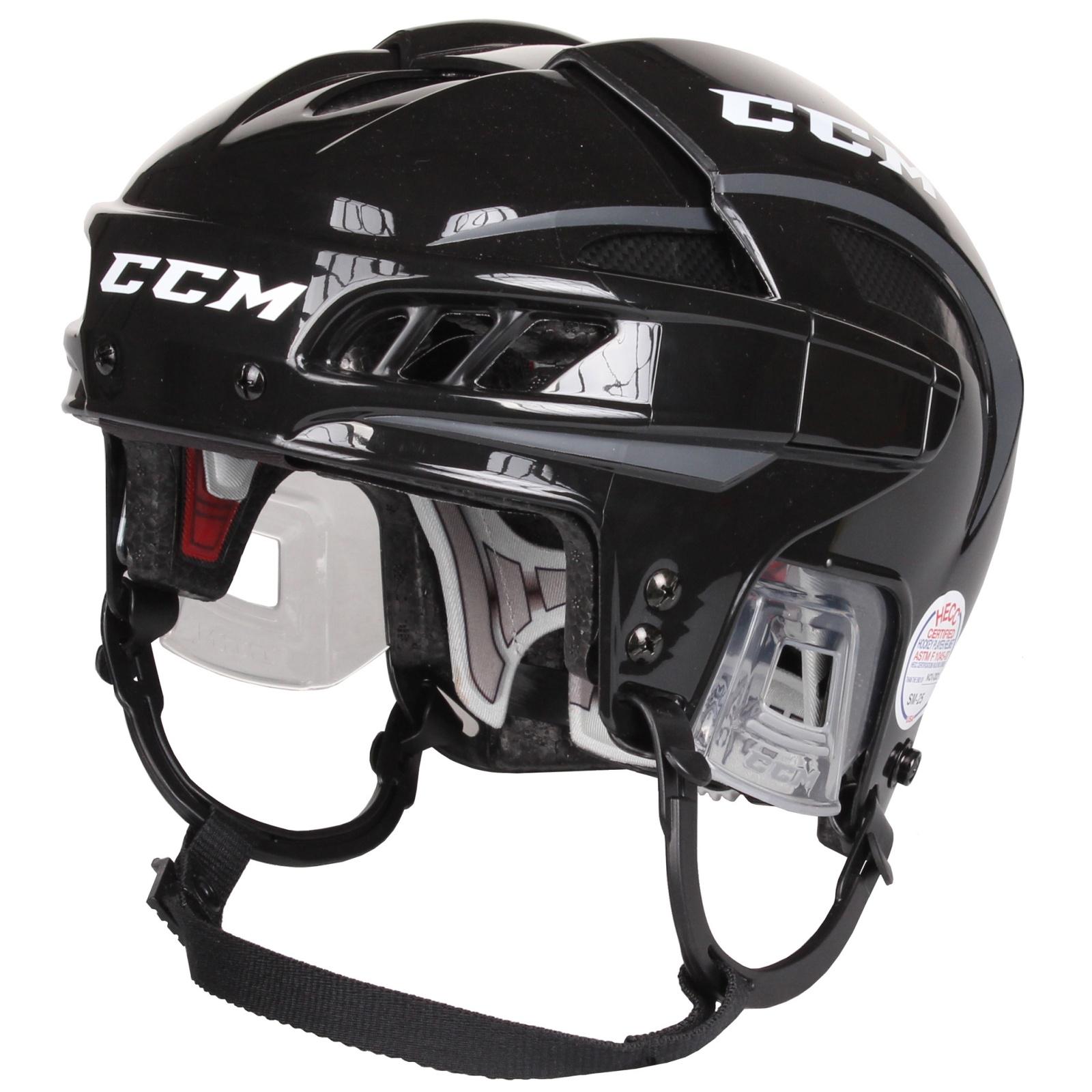 Hokejová helma CCM FitLite černá - vel. M