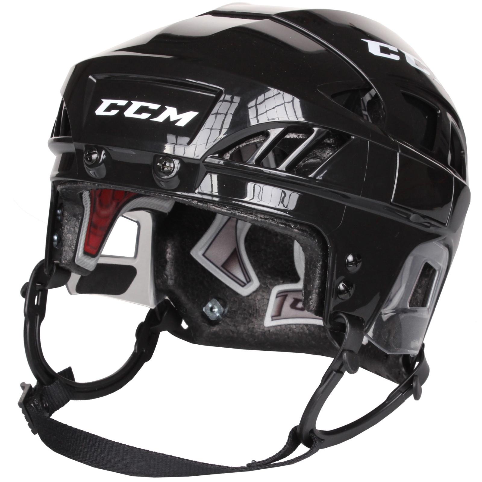 Hokejová helma CCM FitLite 80 černá - vel. L