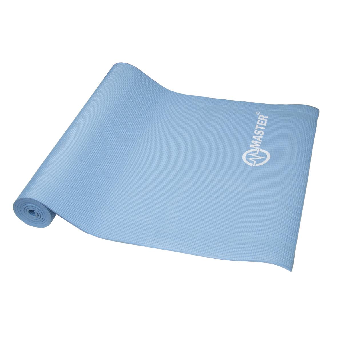 Podložka na cvičení MASTER Yoga PVC - 173 x 61 cm