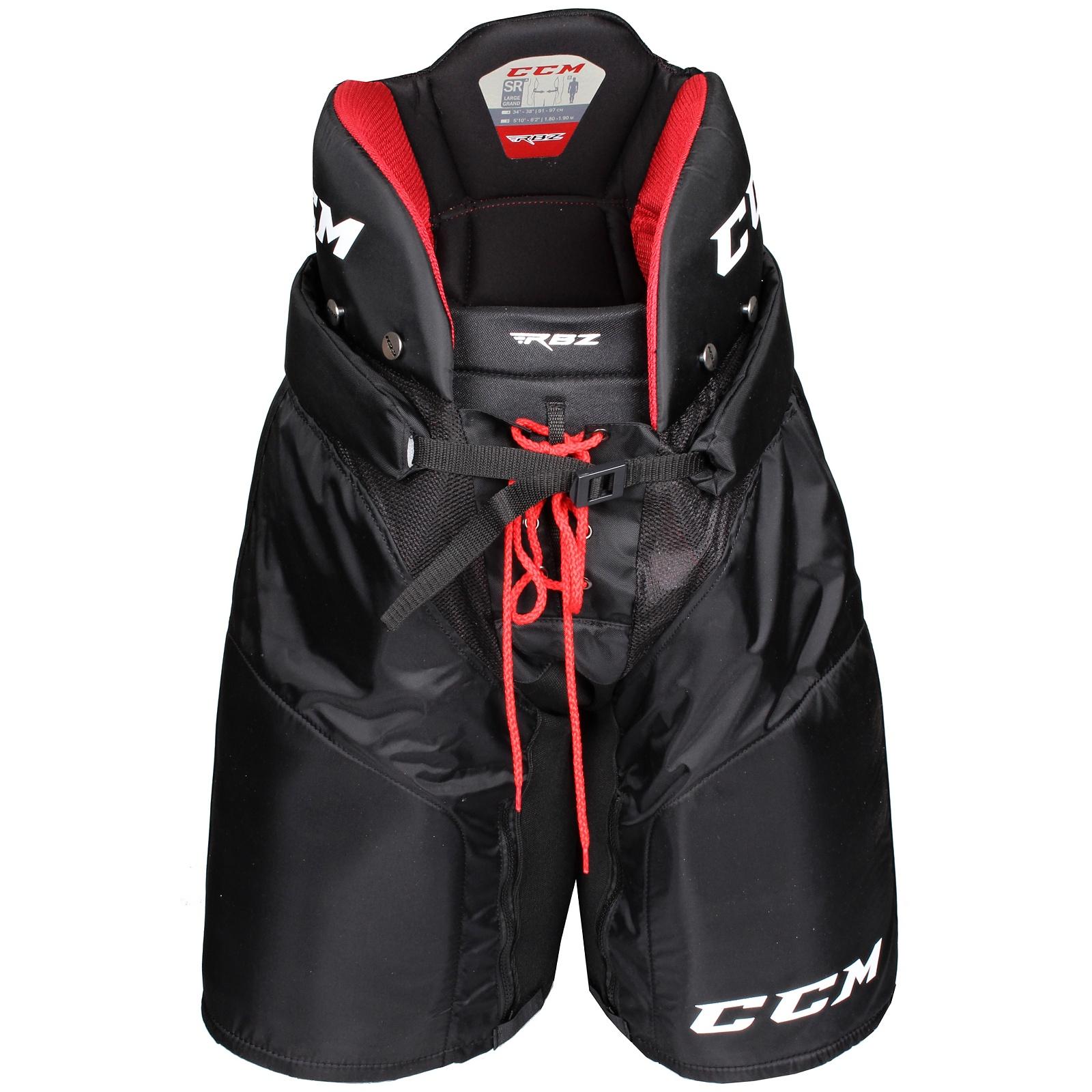 Kalhoty hráčské CCM RBZ 110 senior černé - vel. XL