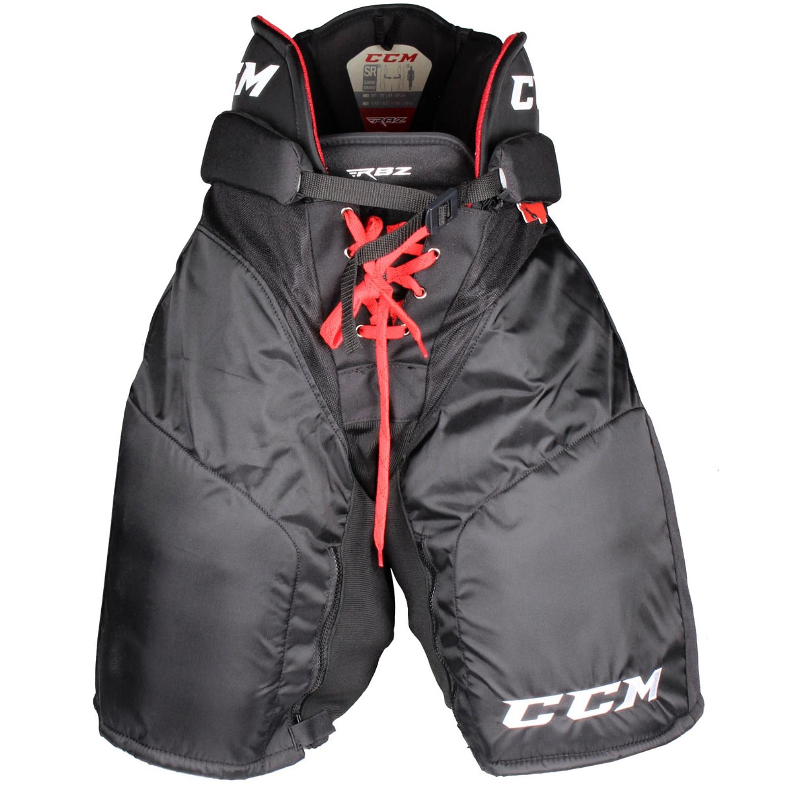 Kalhoty hráčské CCM RBZ 130 senior černé - vel. XL