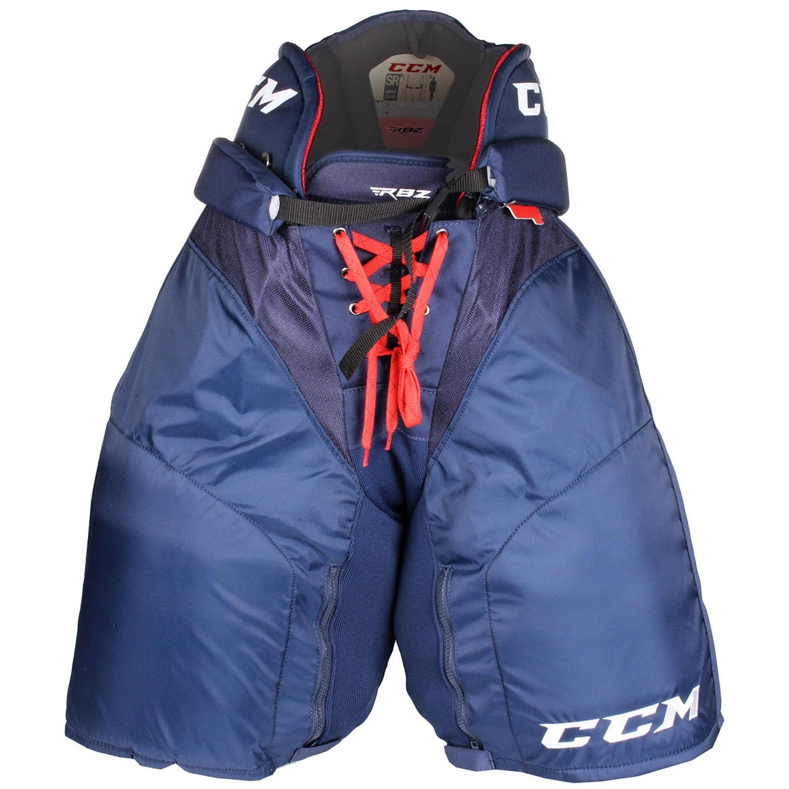 Kalhoty hráčské CCM RBZ 130 senior navy modré - vel. XL