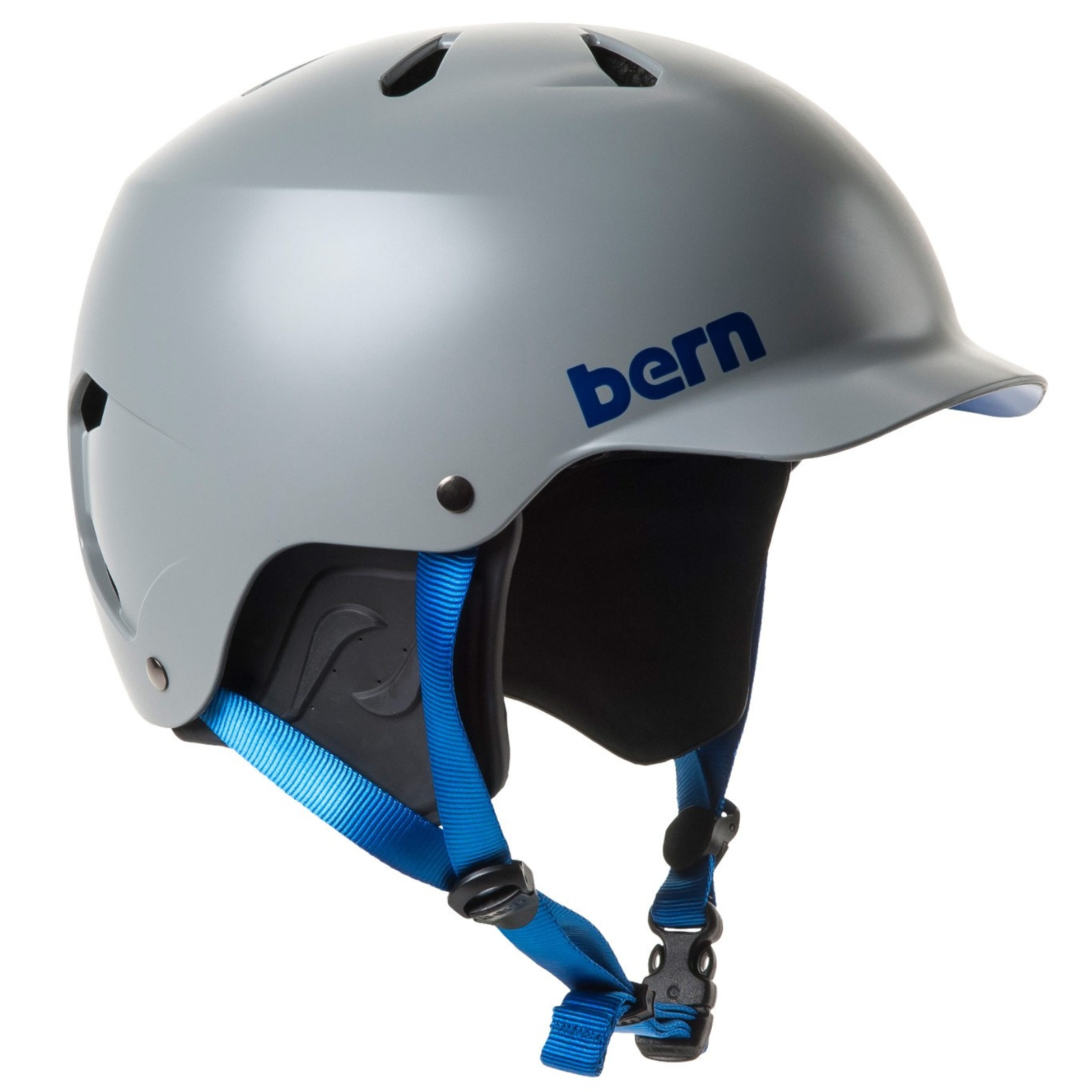 Helma BERN Watts H2O šedá - vel. XXL