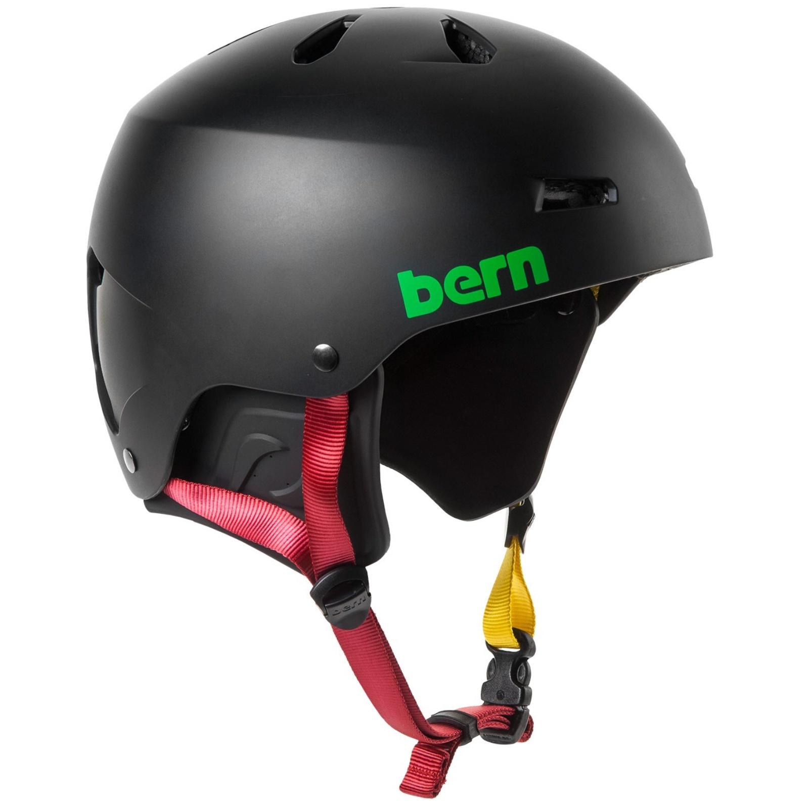 Helma BERN Macon H2O matně černá - vel. L