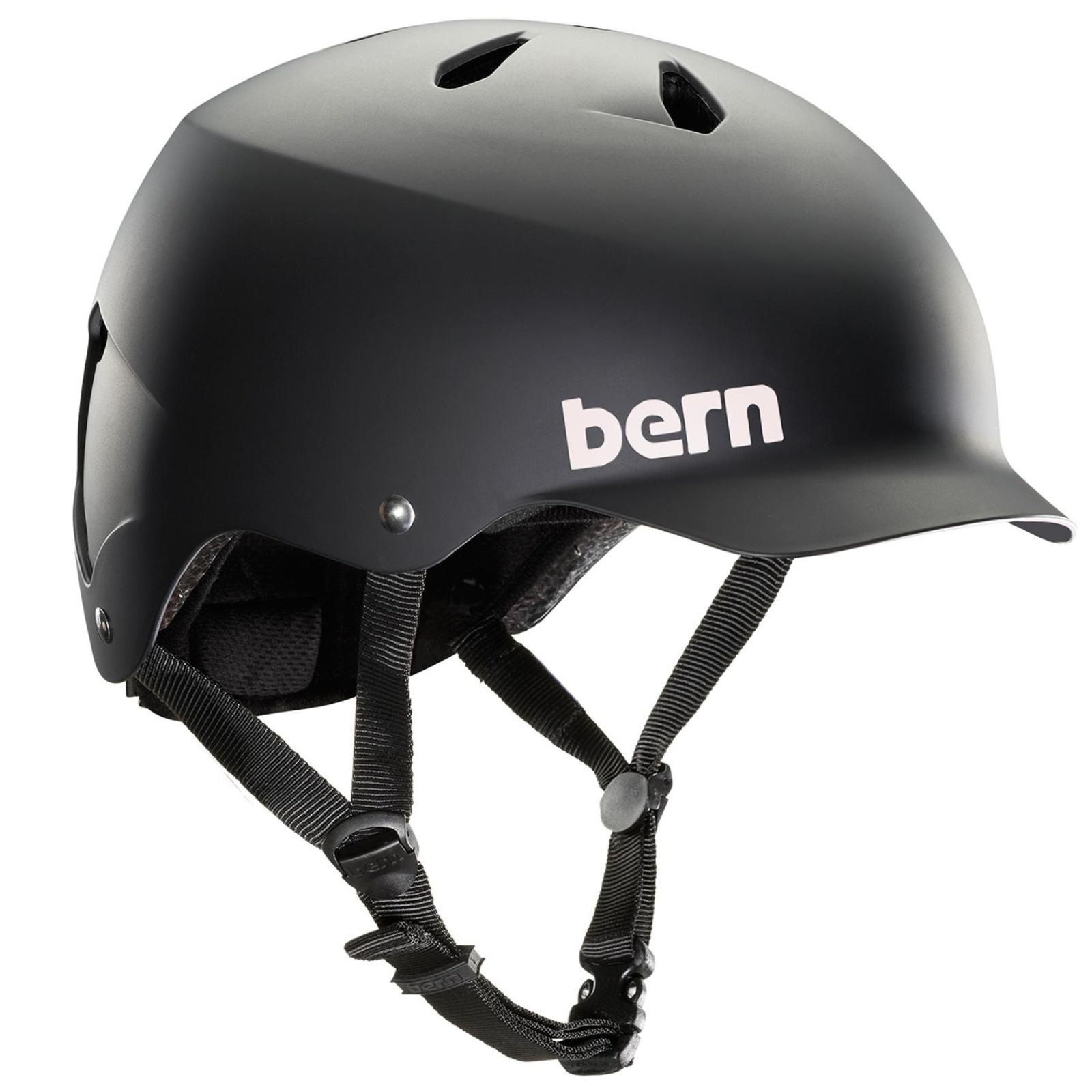 Helma BERN Watts Team černá - vel. XL