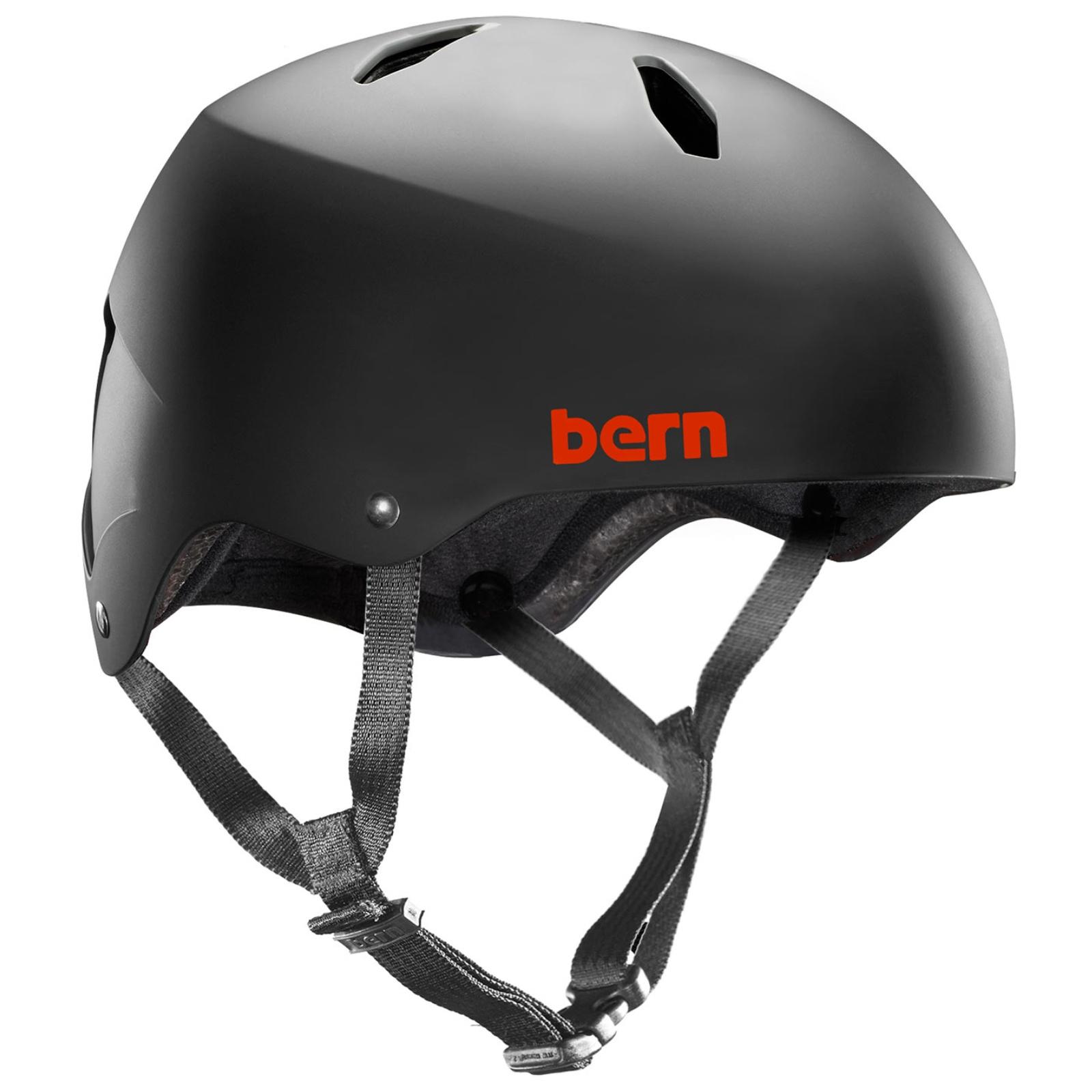Helma BERN Diablo dětská černá - vel. S