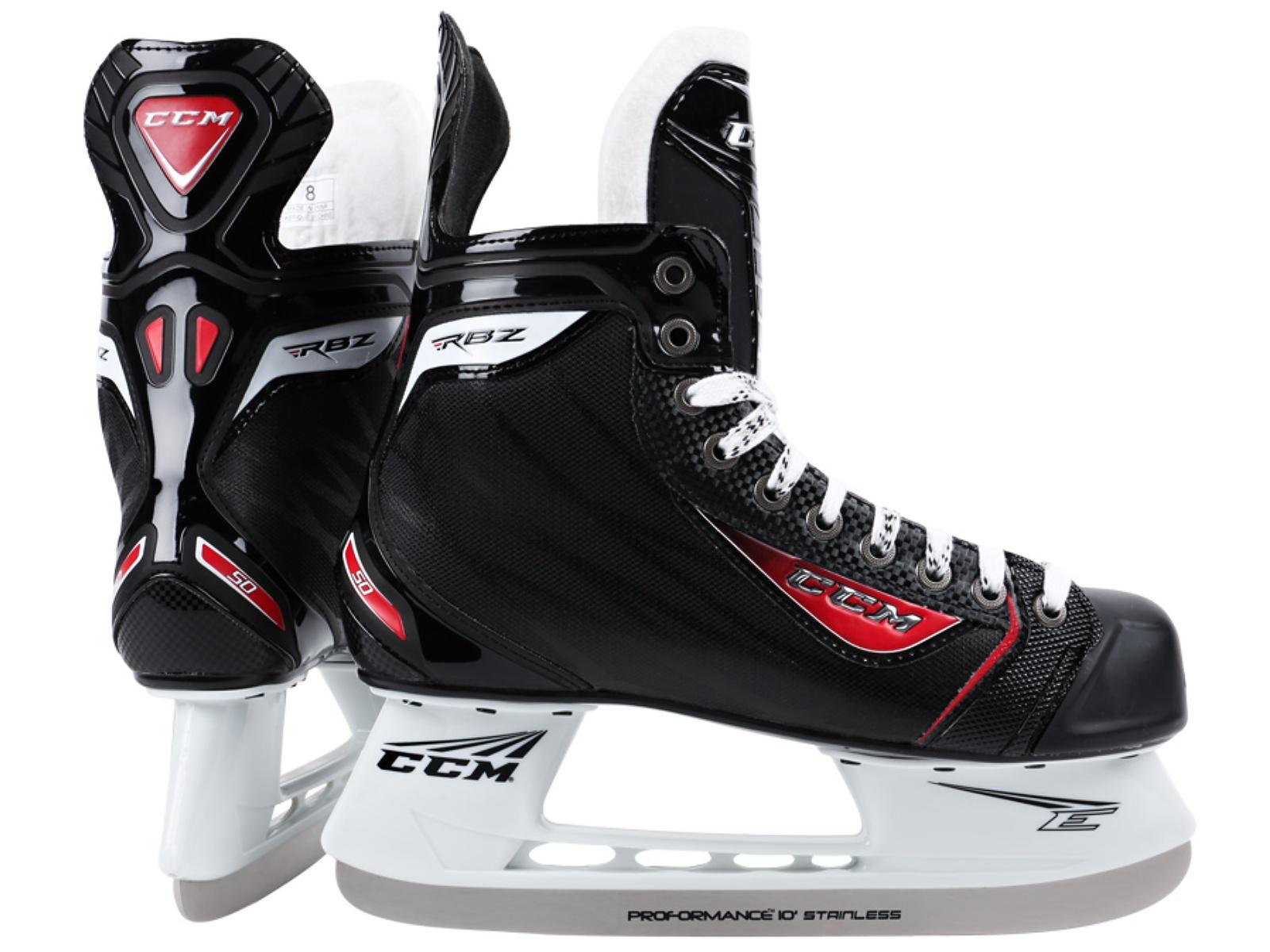 Hokejové brusle CCM RBZ 50 junior - vel. 36