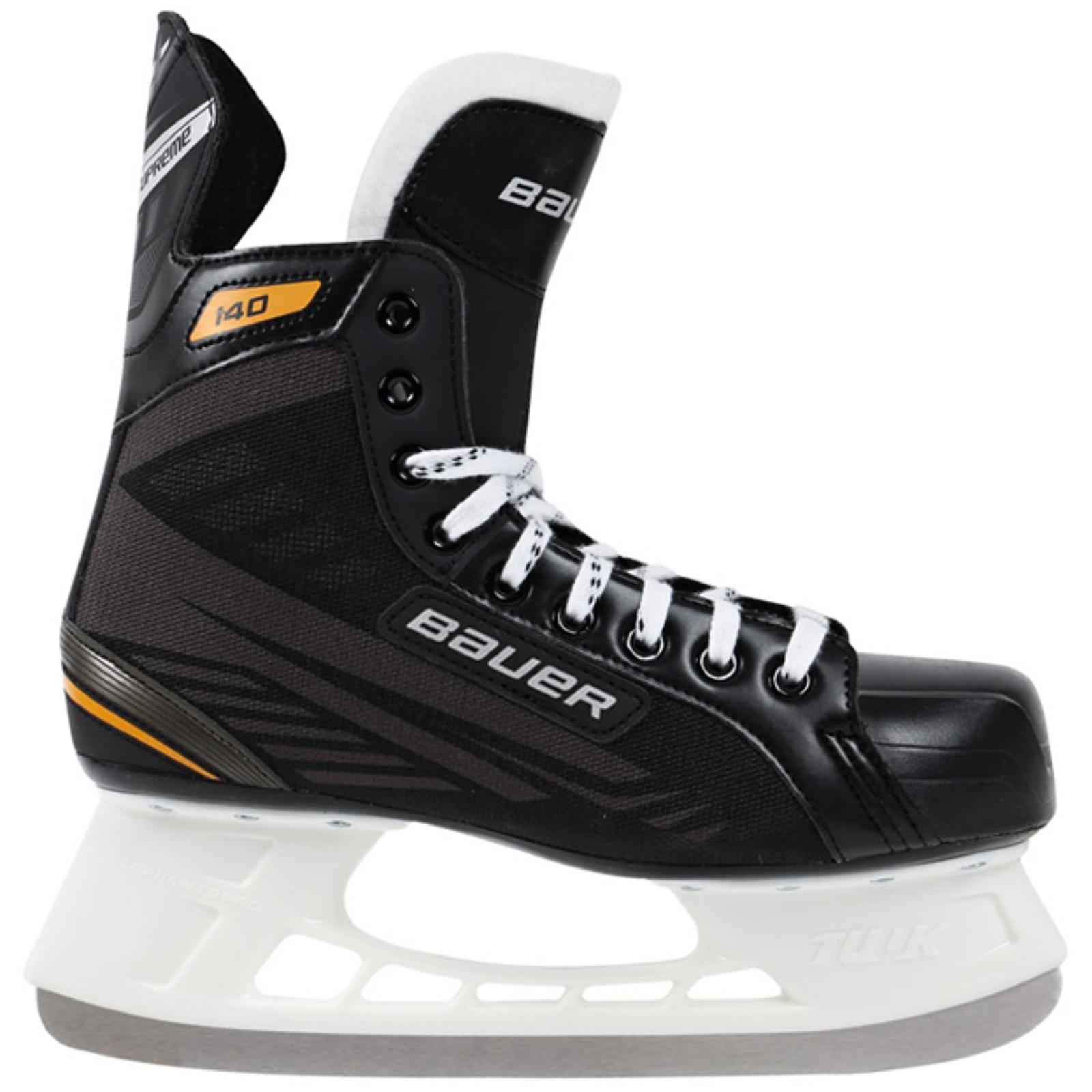 Hokejové brusle BAUER Supreme 140 junior - vel. 38,5