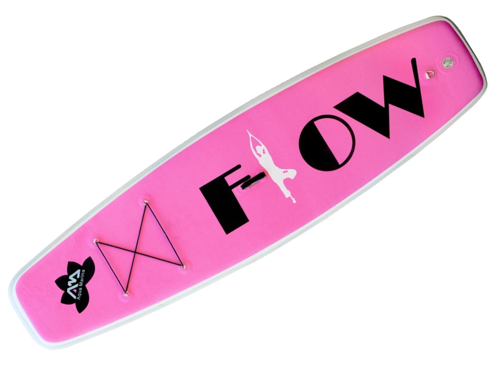 Paddleboard AQUA MARINA Flow - Yoga & Fitness