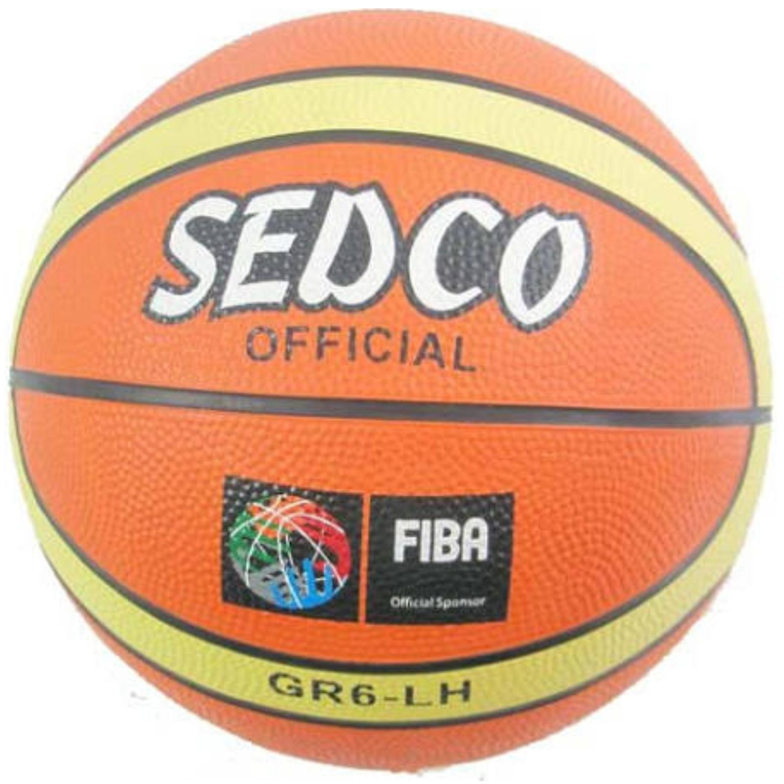 Basketbalový míč Orange Super 6