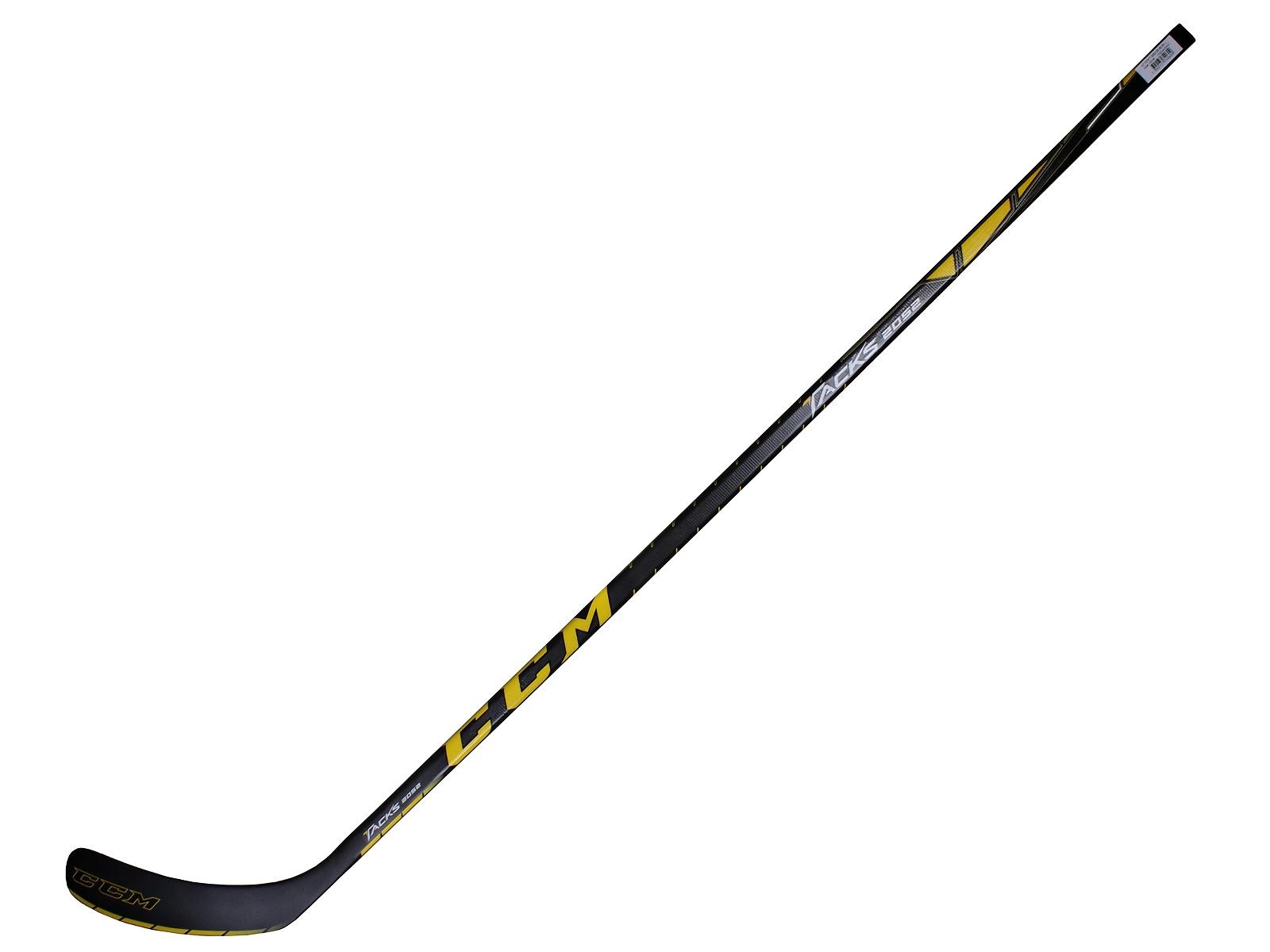 Hokejka CCM Tacks 2052 G kompozit, flex 85 - RH 29