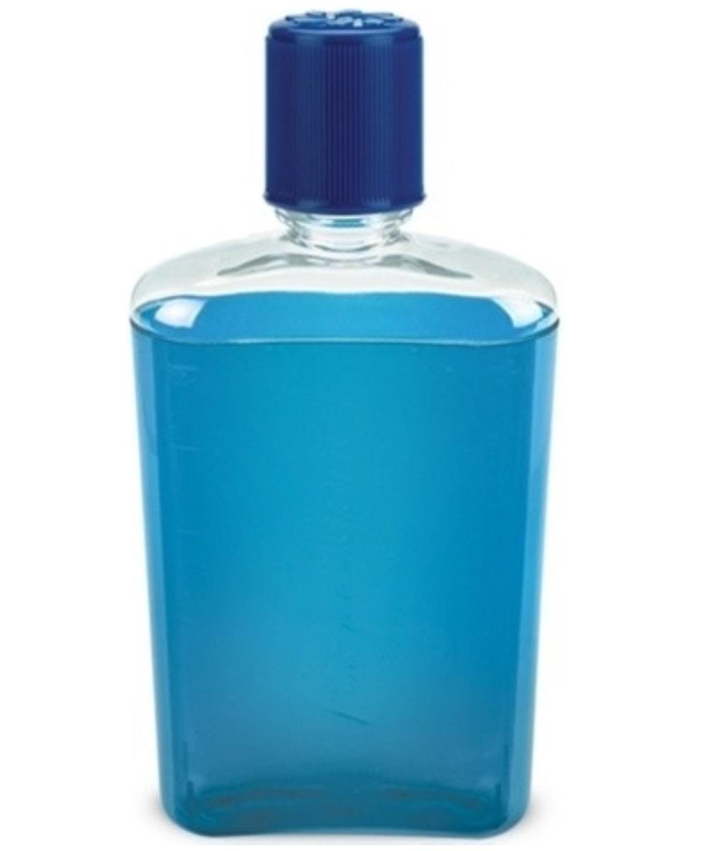 Láhev NALGENE Flask 0,3 l - modrá