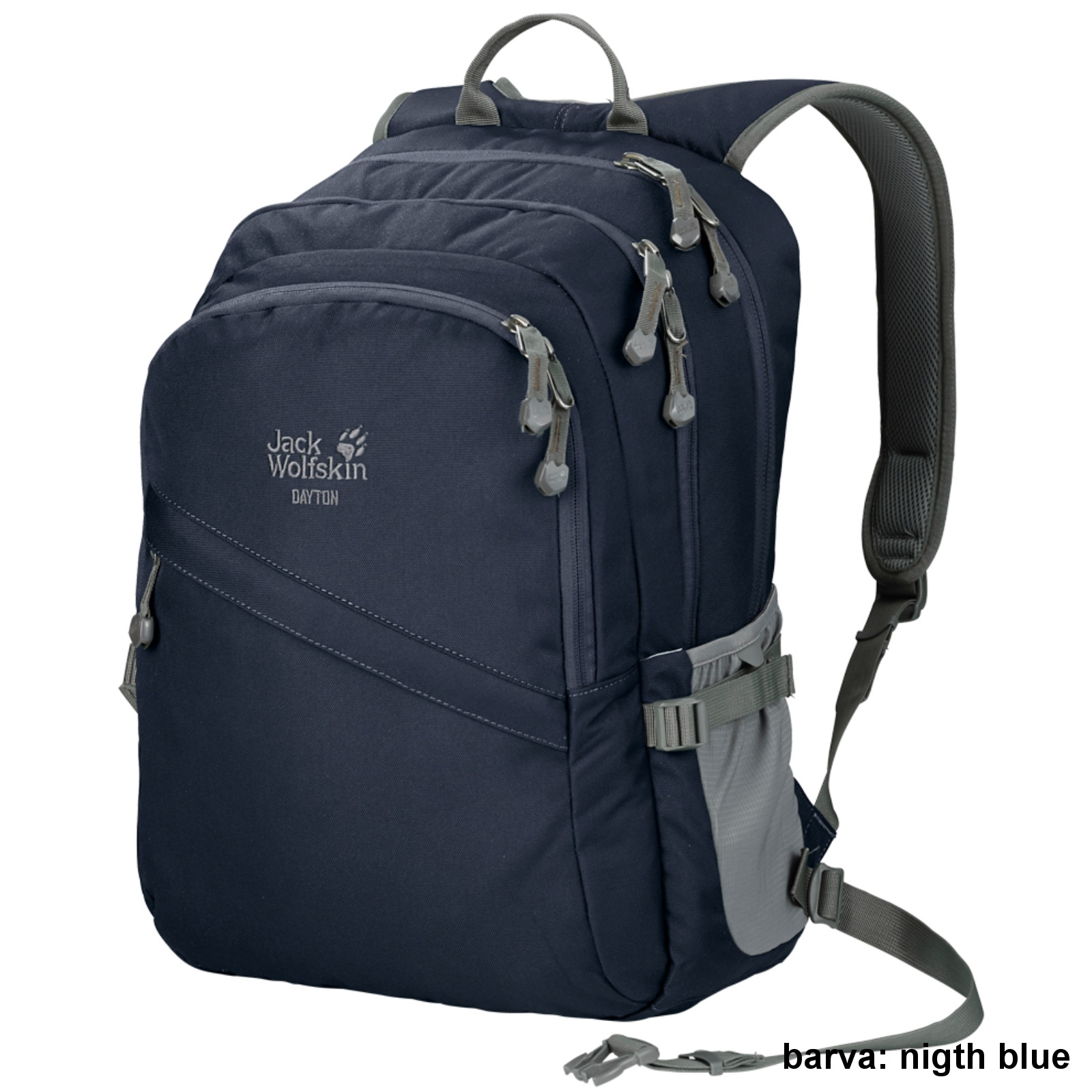 Městský batoh JACK WOLFSKIN Dayton 28 l - tmavě modrý