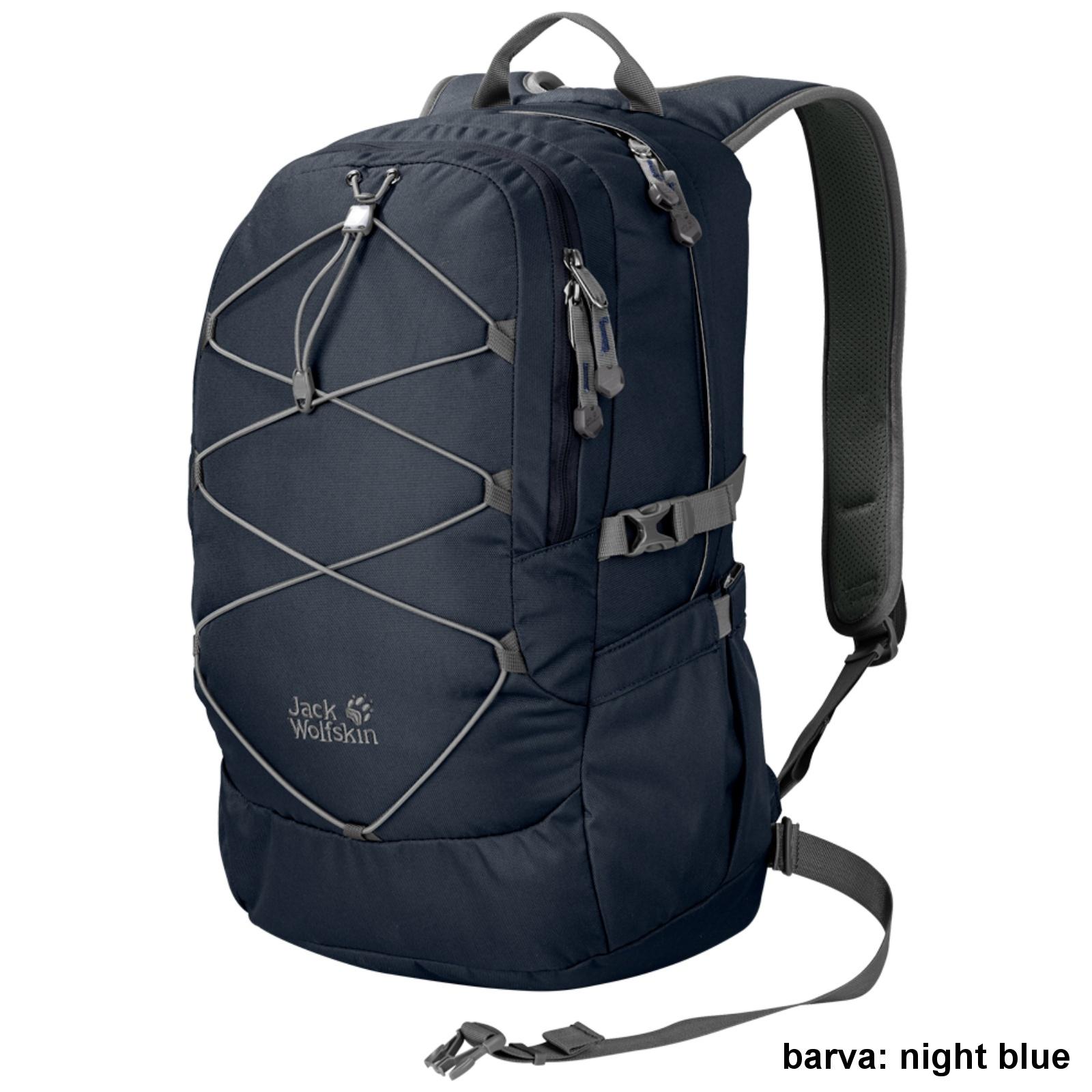 Městský batoh JACK WOLFSKIN Daytona 30 l - night blue