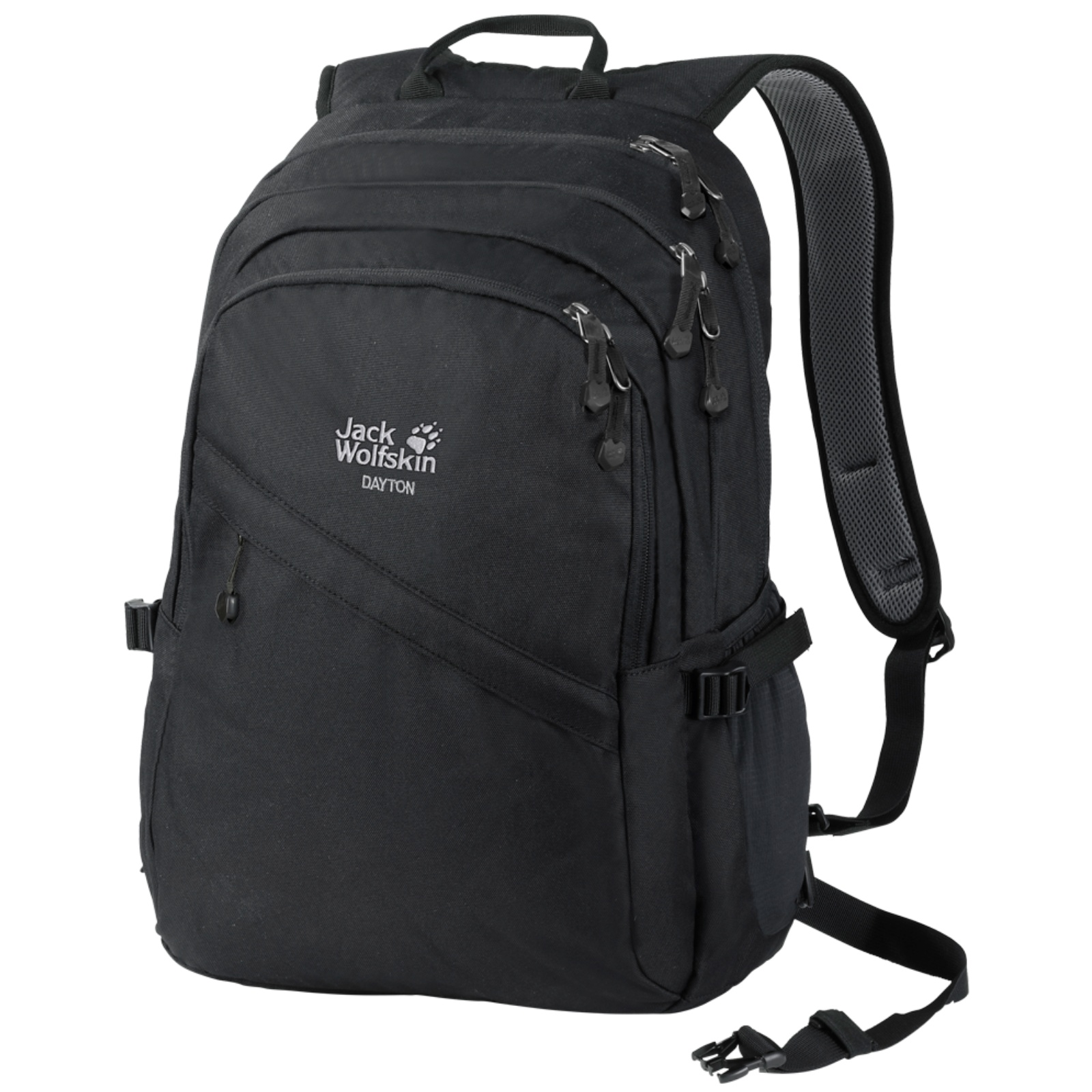 Městský batoh JACK WOLFSKIN Dayton 28 l -černý