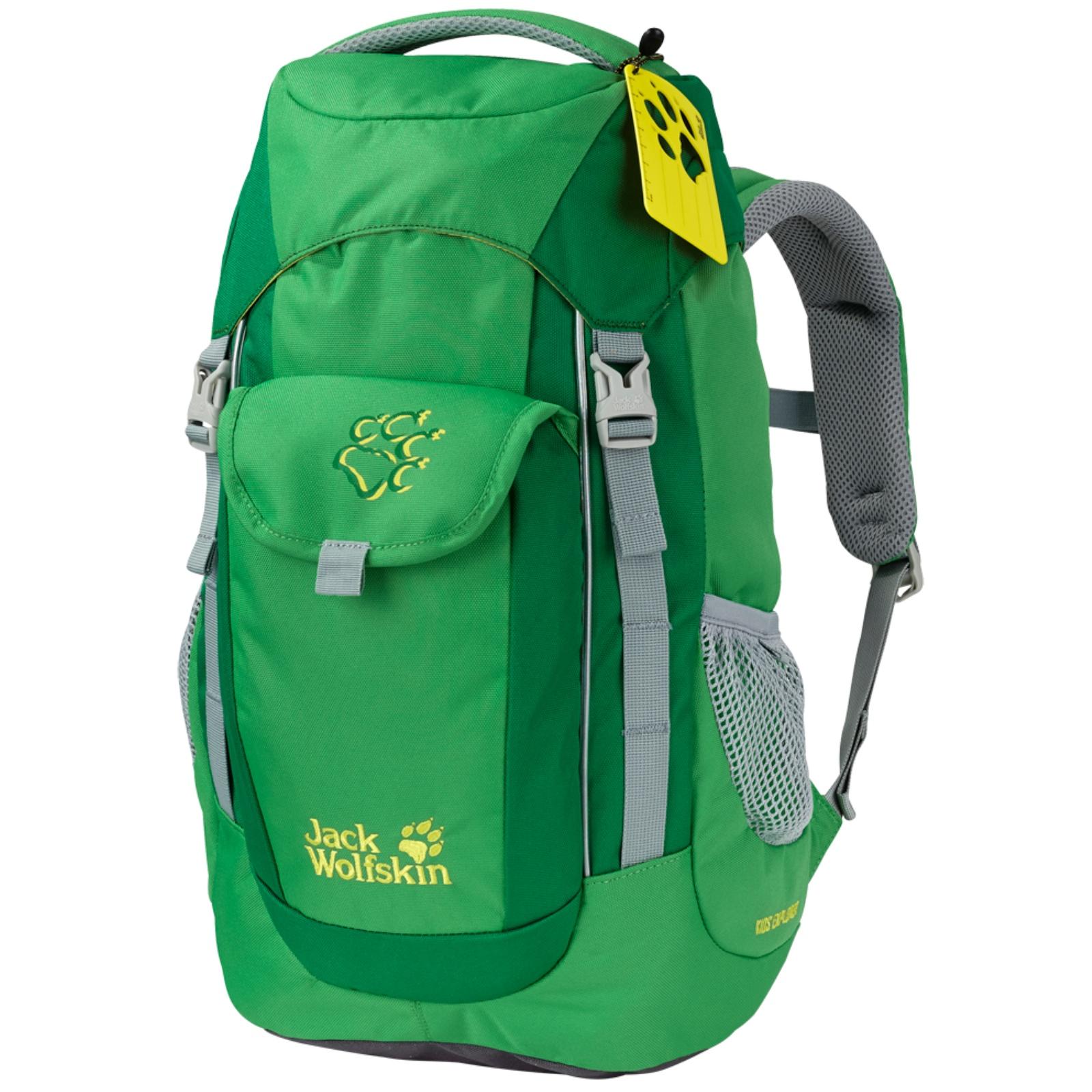 Dětský batoh JACK WOLFSKIN Explorer - zelený