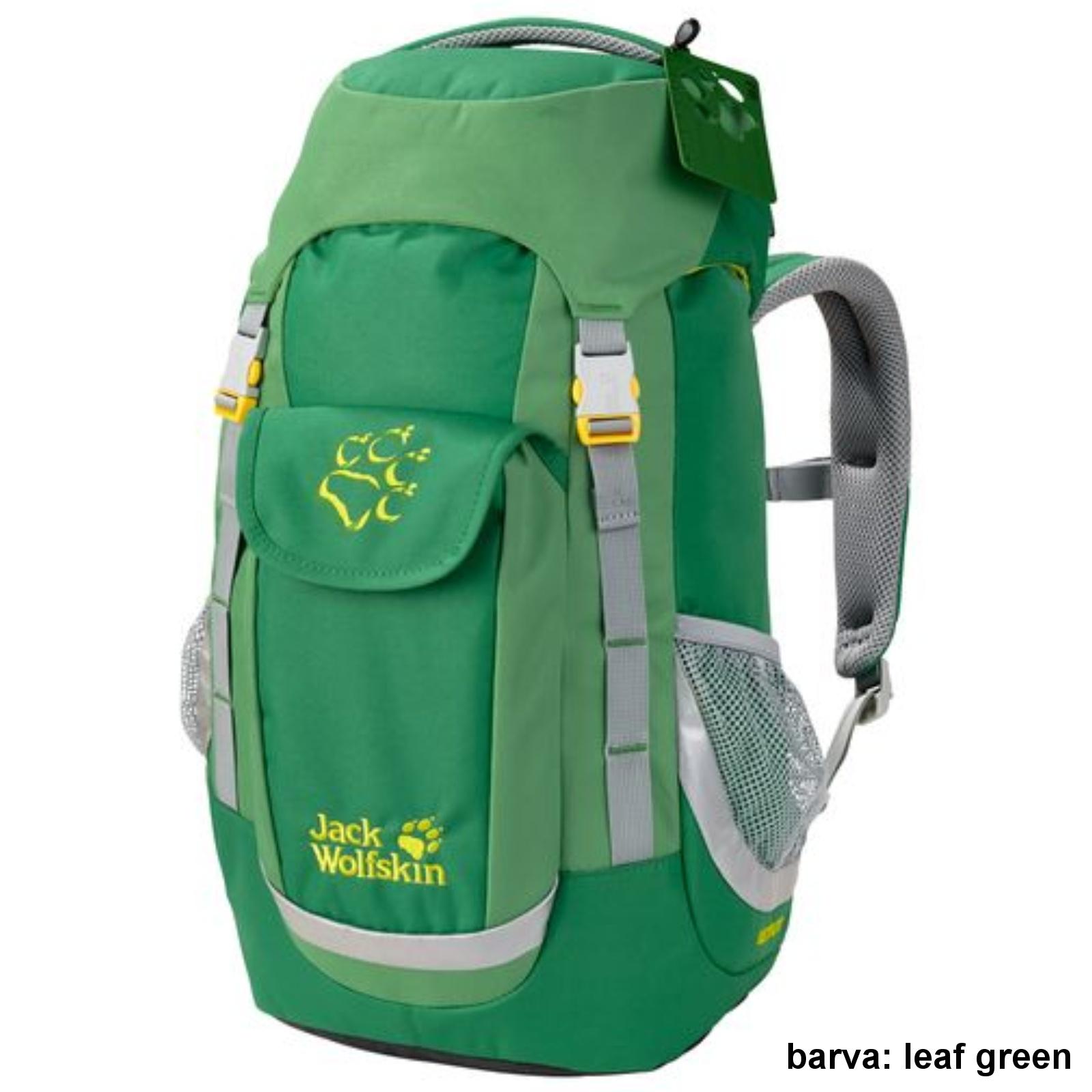 Dětský batoh JACK WOLFSKIN Explorer - leaf green