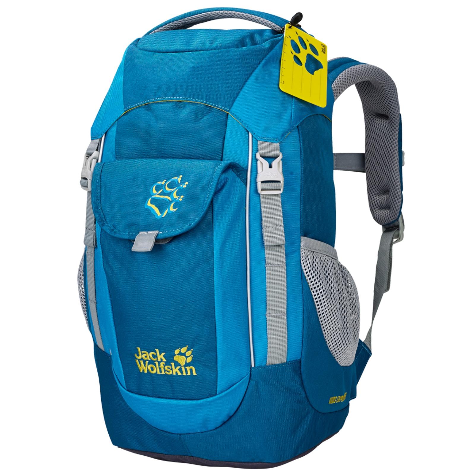 Dětský batoh JACK WOLFSKIN Explorer - modrý