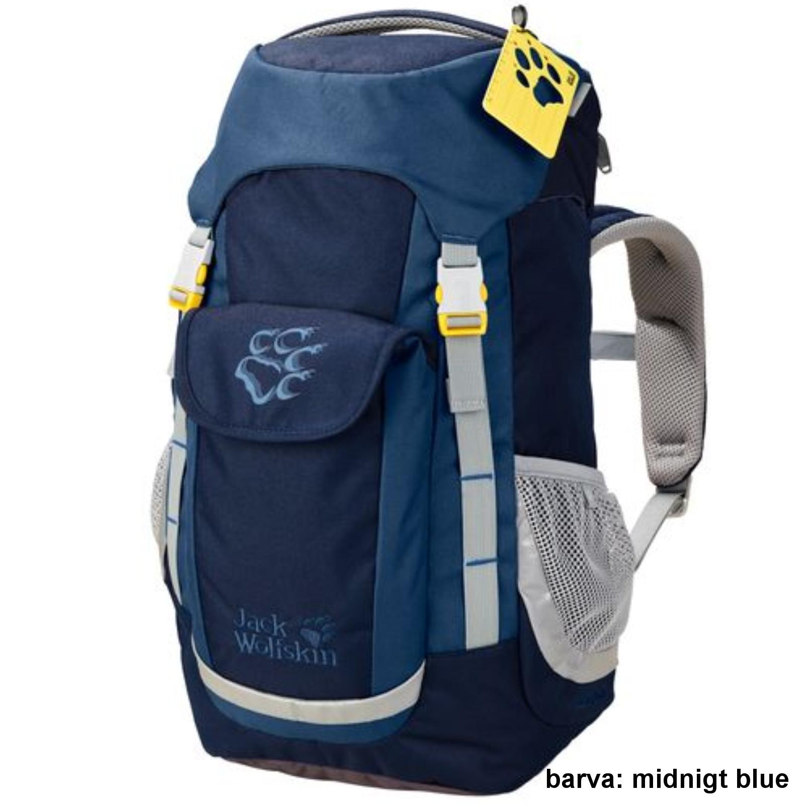 Dětský batoh JACK WOLFSKIN Explorer - midnight blue