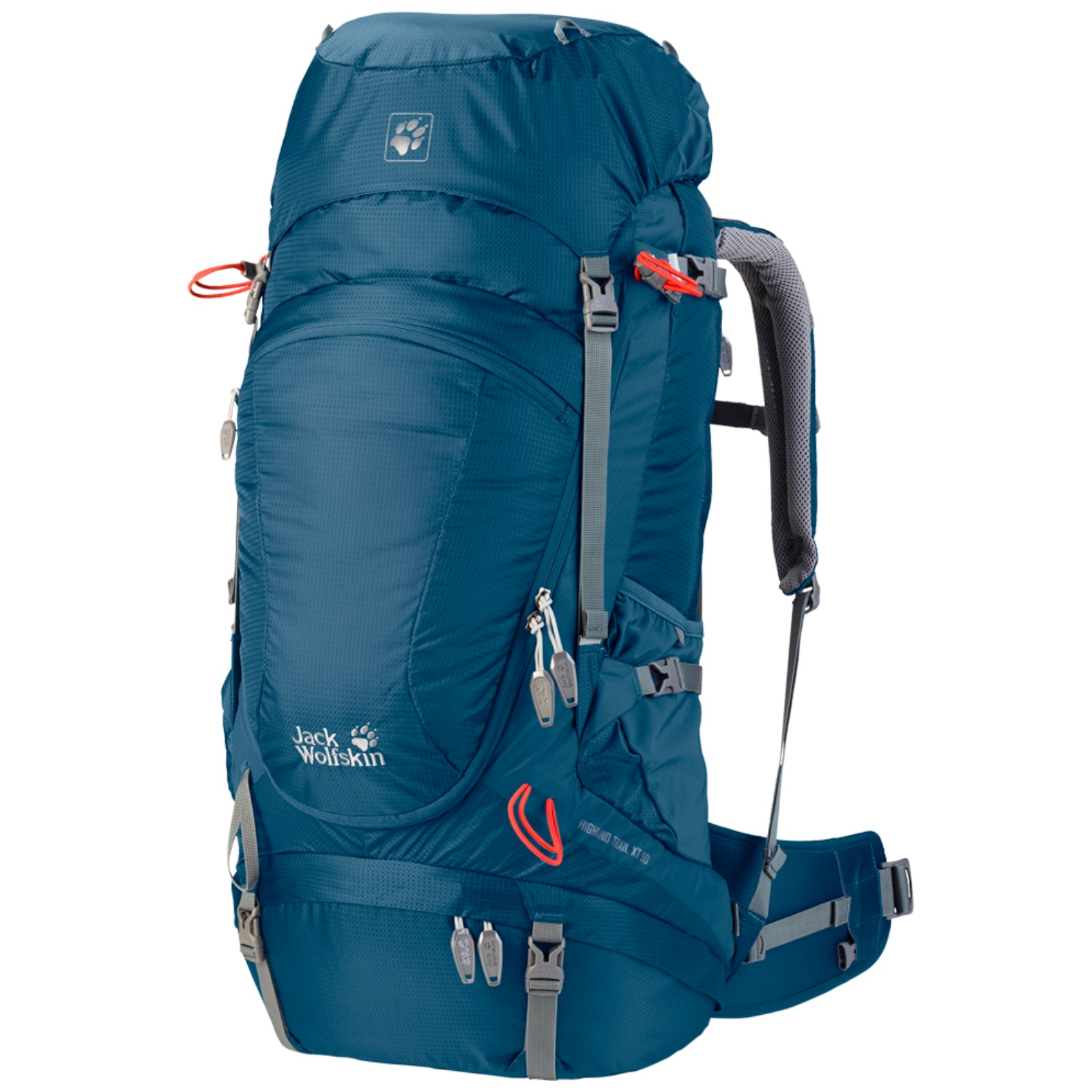 Batoh JACK WOLFSKIN Highland Trail XT 50 - modrý